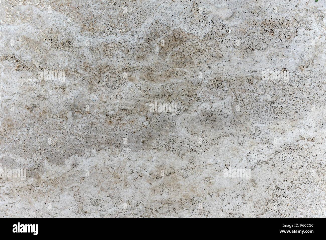 Outdoor polished concrete texture, cement floor texture background - Stock Image