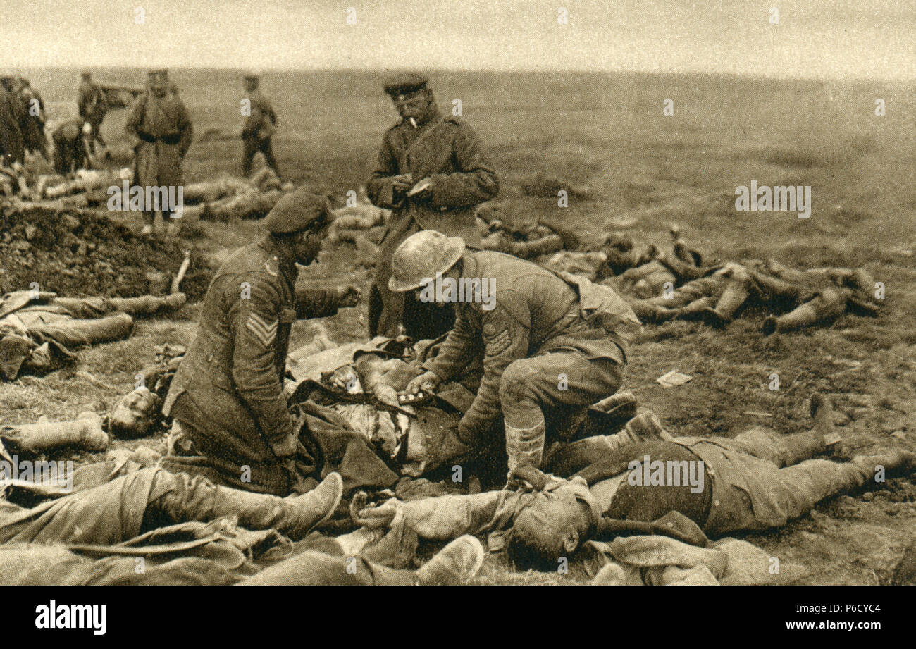 world war i, soldier cemetery, personals, ww1, wwi, world war one - Stock Image