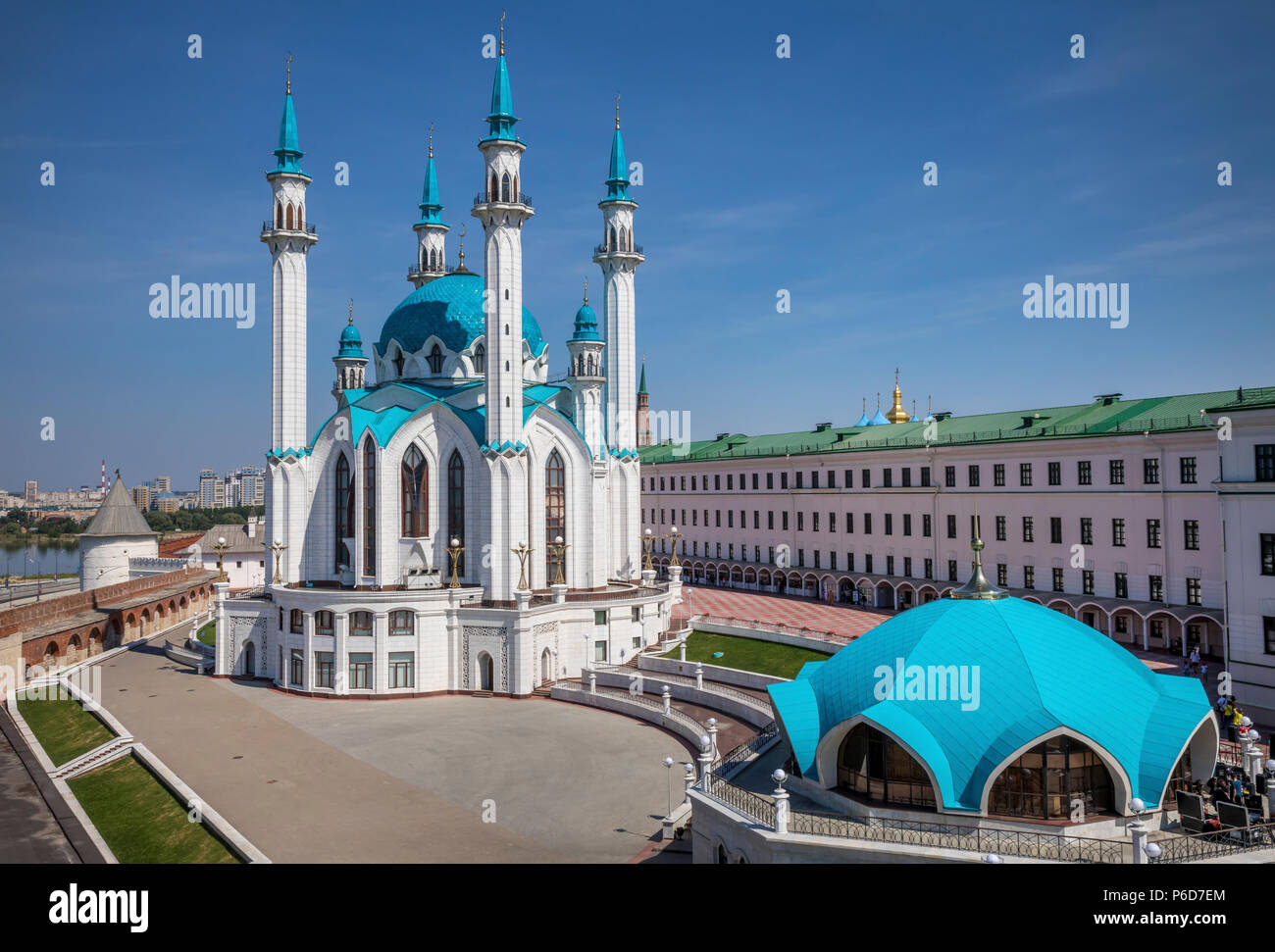 Cathedral mosque in the center of Kazan will become a social center 31