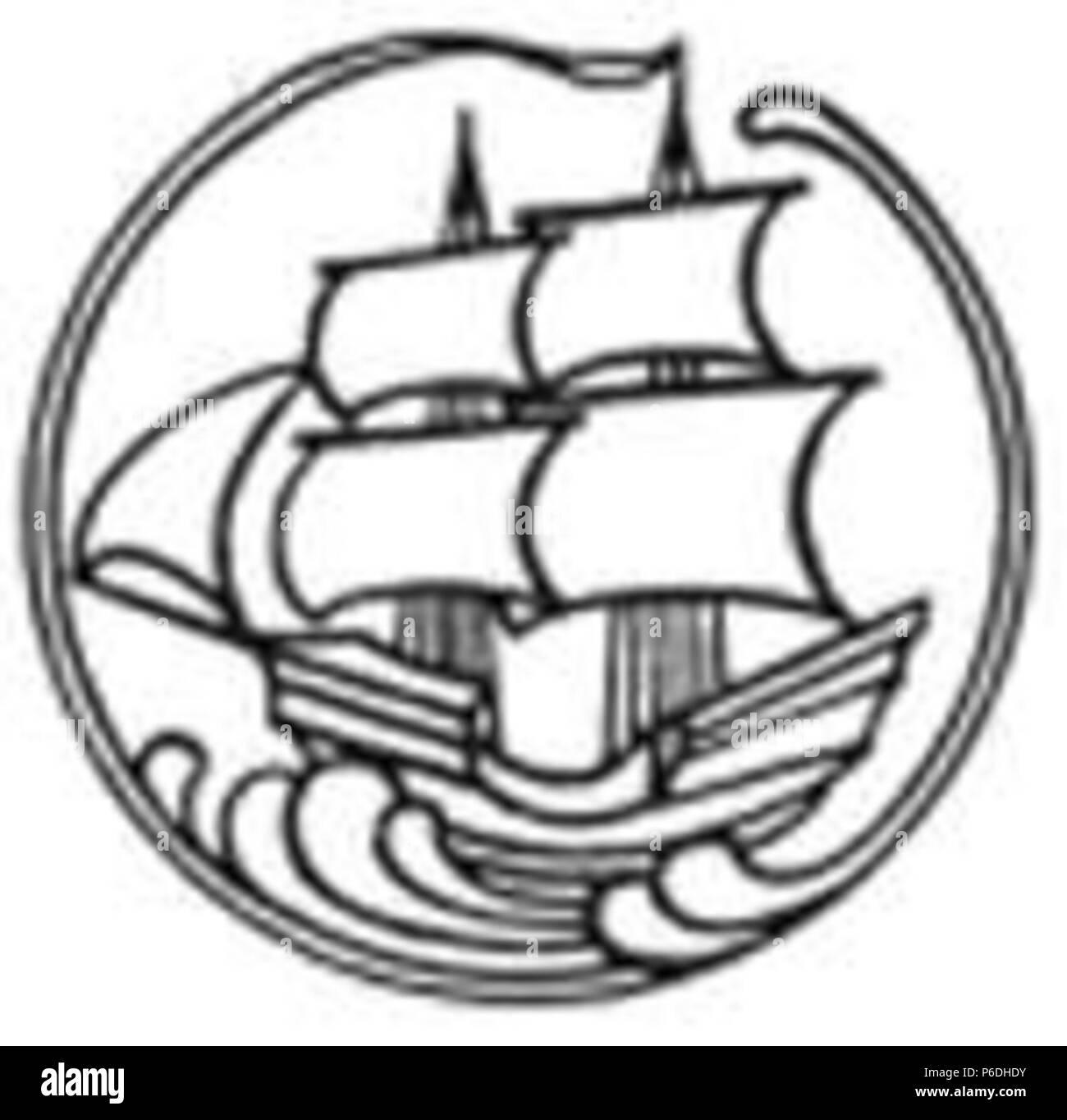 Signet Insel Verlag . 1899 55 Insel Verlag Behrens - Stock Image