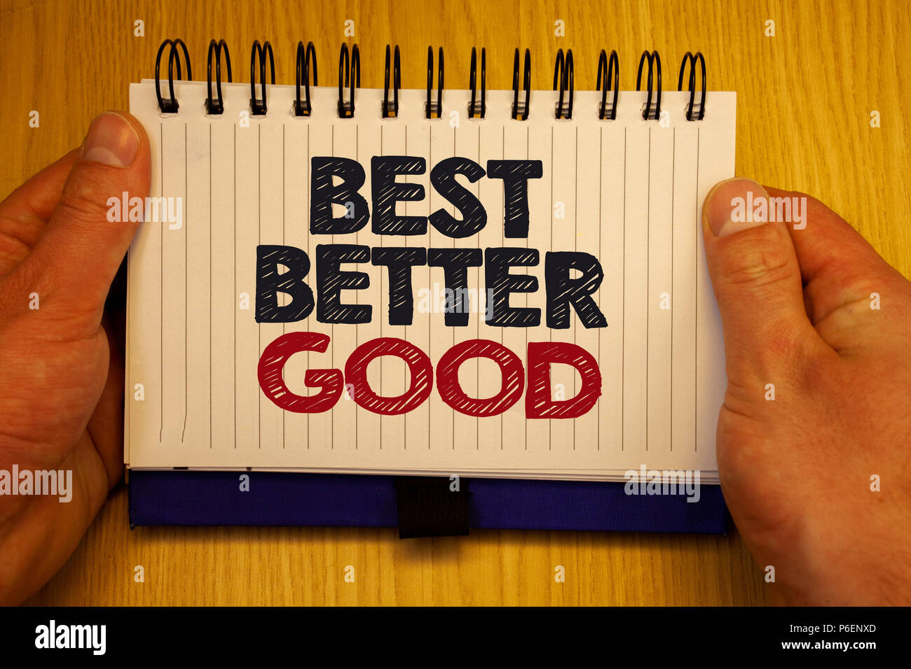 Word Writing Text Best Better Good Business Concept For Improve Yourself Choosing Choice Deciding Improvement Papers Ideas Messages Important Re