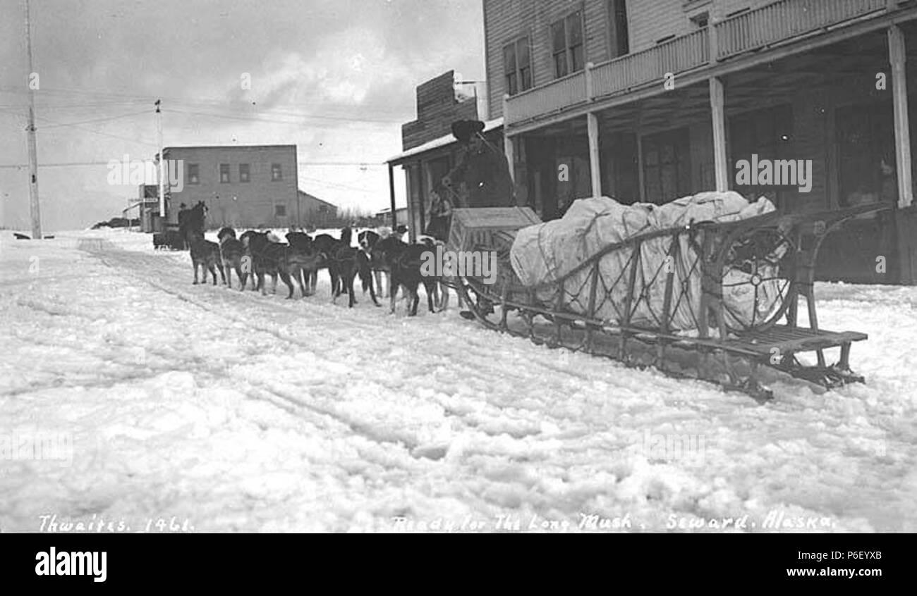 time in seward alaska