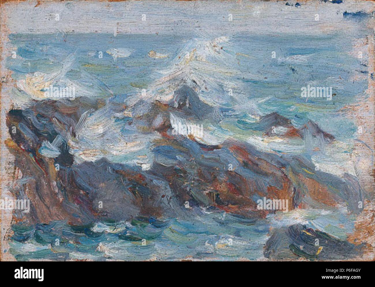 English: Sea, by Aoki Shigeru, Ishibashi Museum of Art, Kurume ...