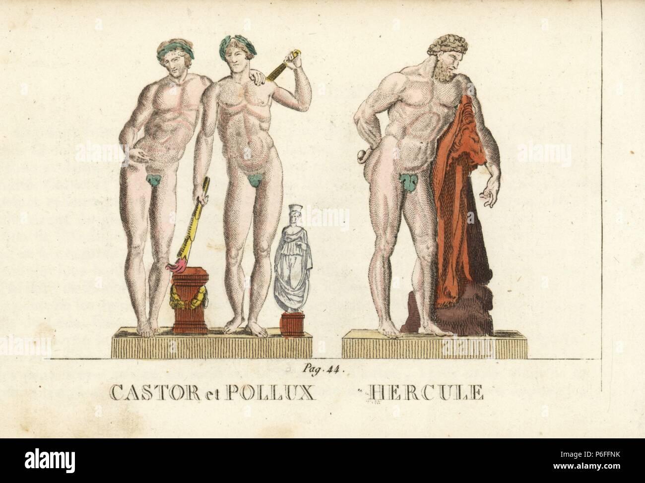 greco roman gods