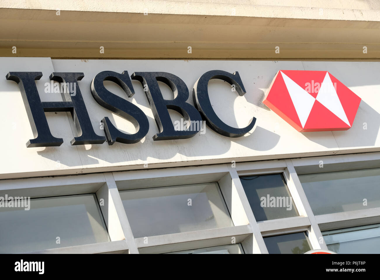 Hsbc Advertisement Stock Photos & Hsbc Advertisement Stock Images