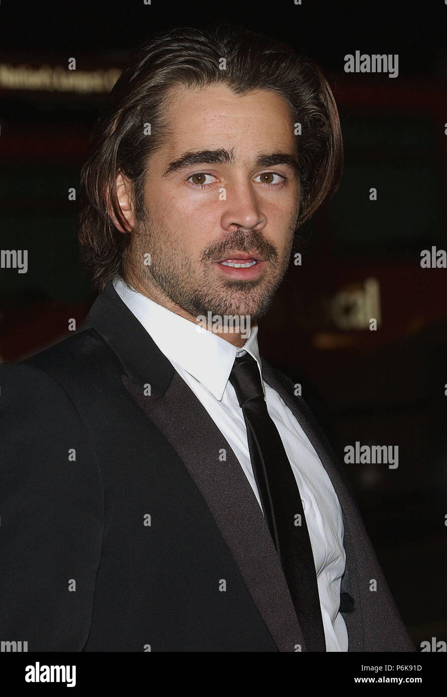 Colin Farrell Arriving Alexander Premiere At The Chinese Theatre In Los Angeless November 16 2004 Farrellcolin018a Red Carpet Event Vertical Usa Film Industry Celebrities Photography Bestof Arts Culture And Entertainment Topix Celebrities