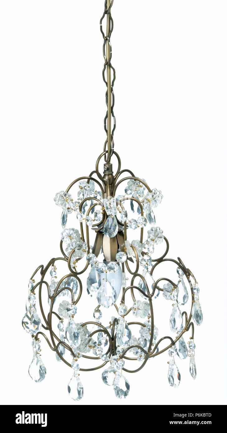 small glass chandelier twisted glass closeup of small glass chandelier stock image details fixed lighting photos