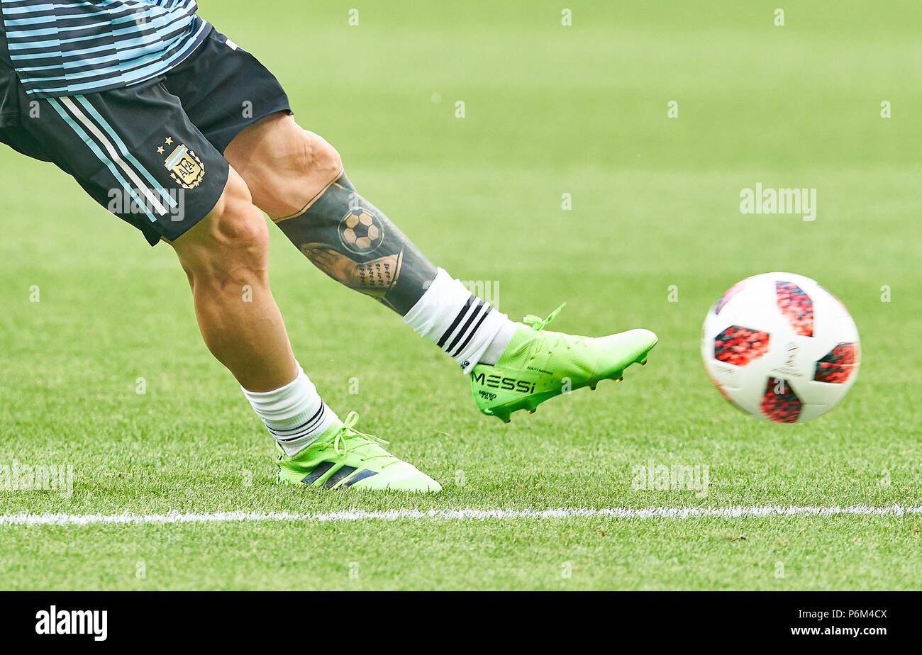 adidas world cup telstar football 2018 stock photos. Black Bedroom Furniture Sets. Home Design Ideas