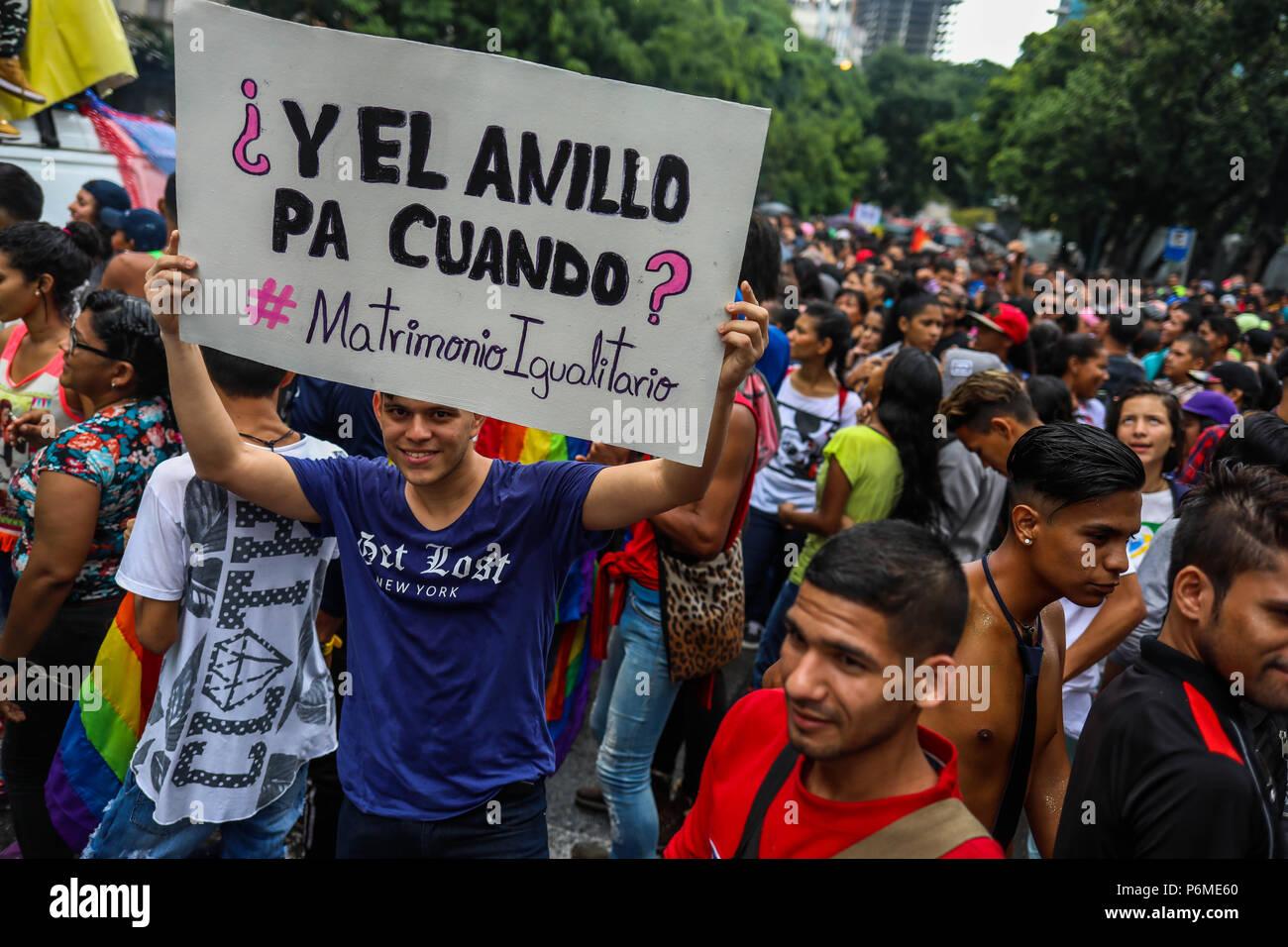 Matrimonio In Venezuela : Caracas venezuela. 01st july 2018. people participate during the