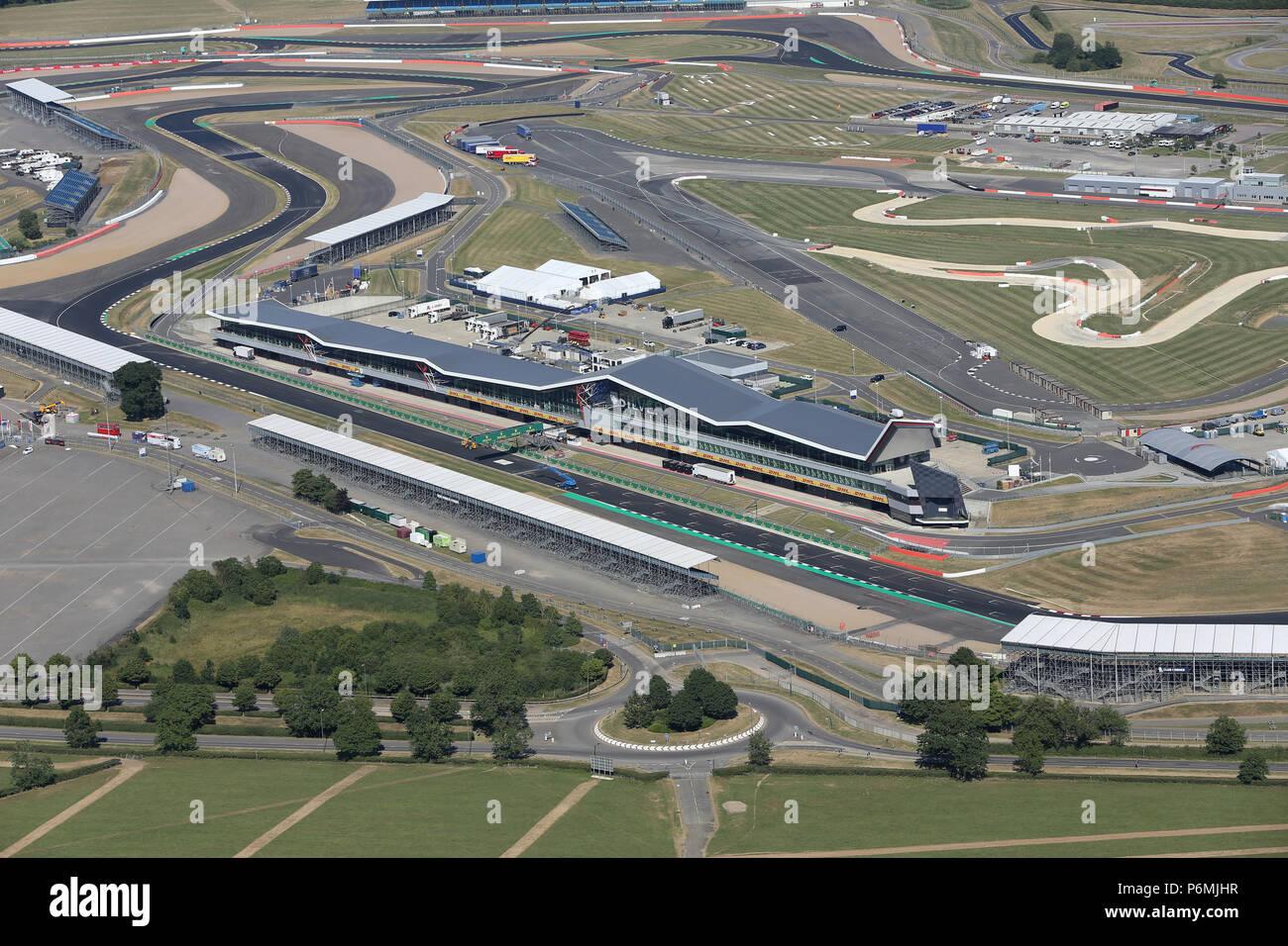 Silverstone Circuit Stock Photos Amp Silverstone Circuit
