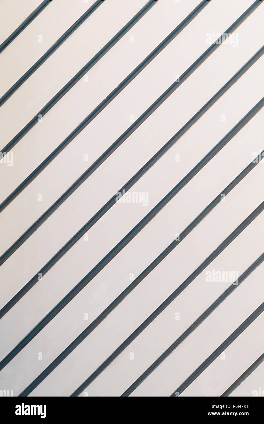 Abstract full frame background of light diagonal boards - Stock Image