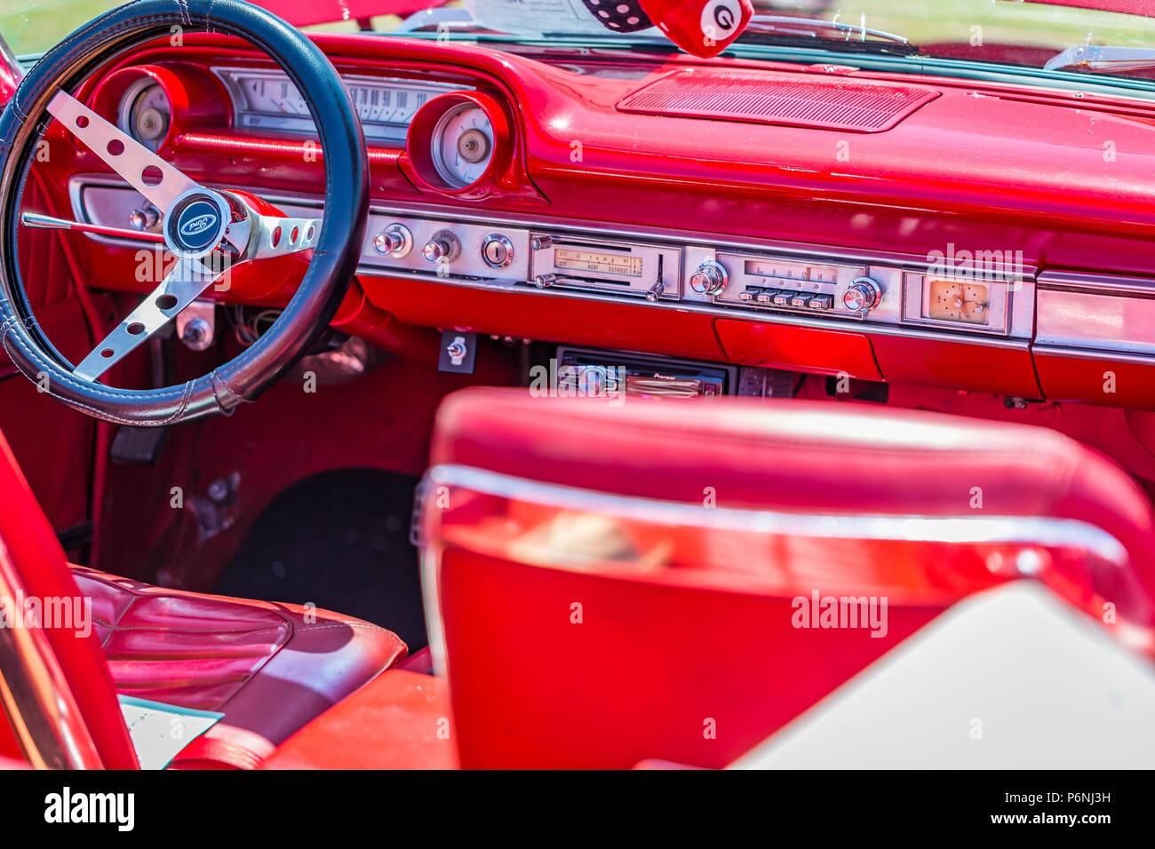 1964 Ford Galaxie 500 Stock Photos & 1964 Ford Galaxie 500 Stock