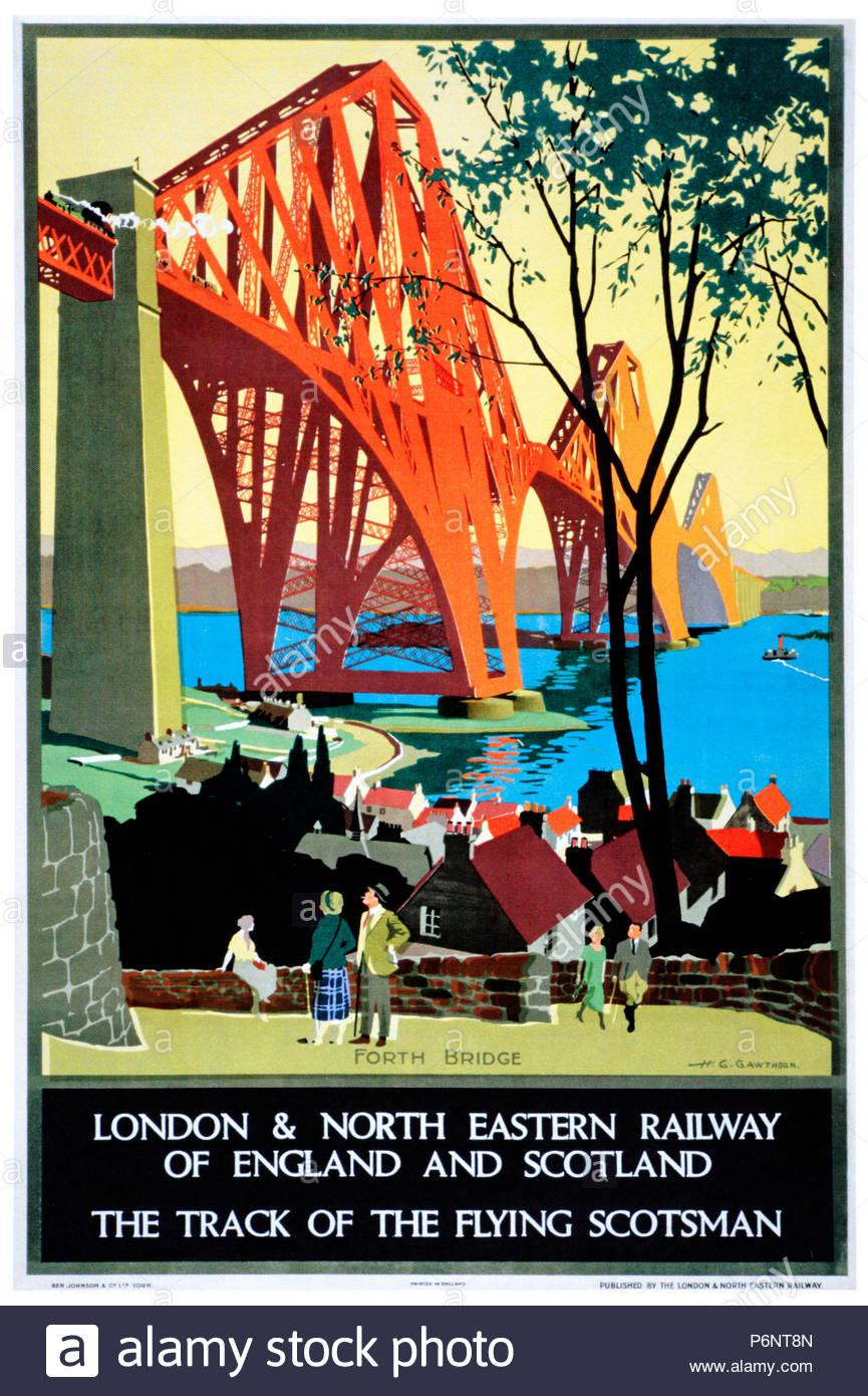 Derbyshire Railway Vintage  East Midlands Poster Old Advert Travel Photo