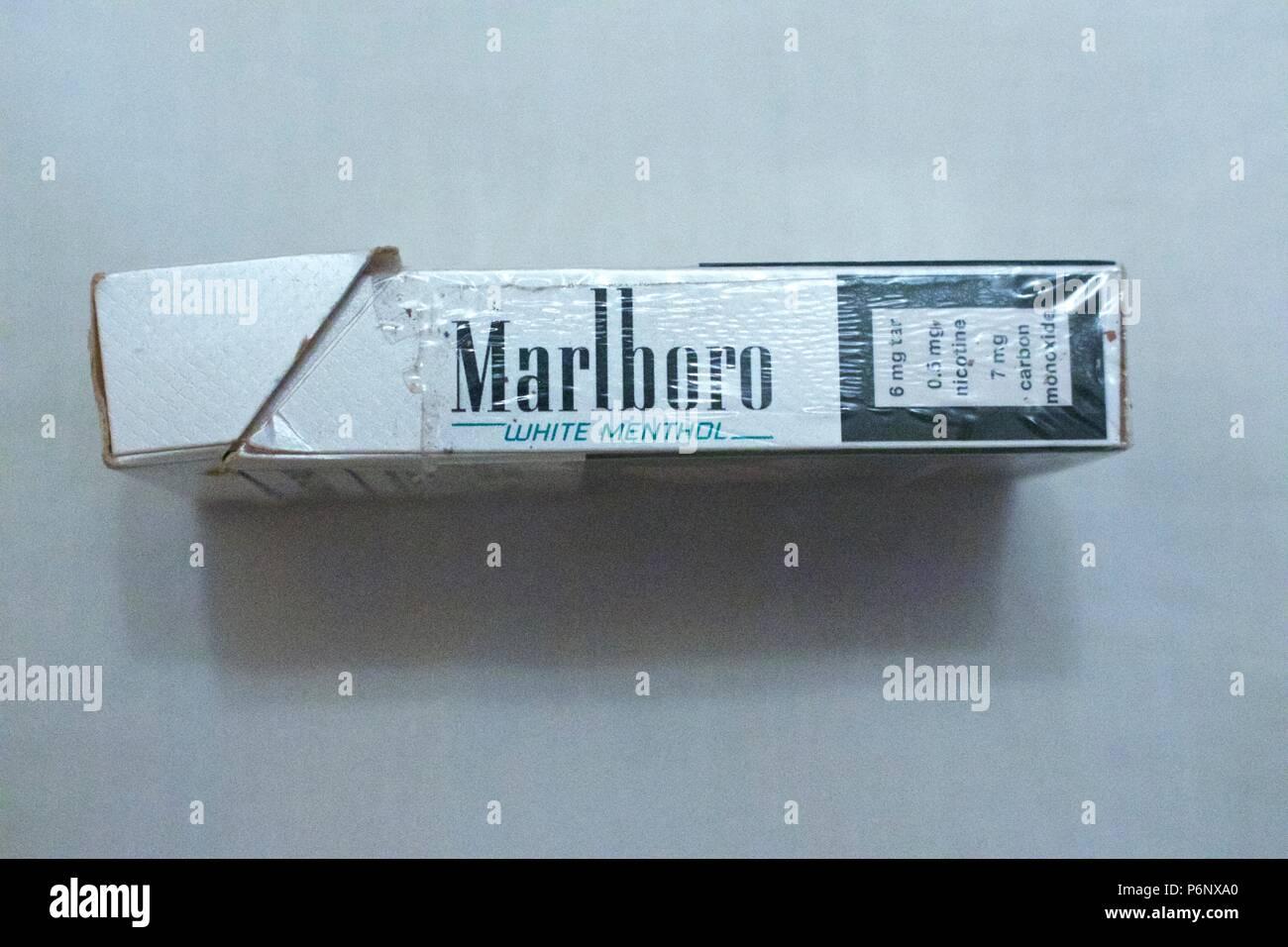 Marlboro cigarette retailers Wellington
