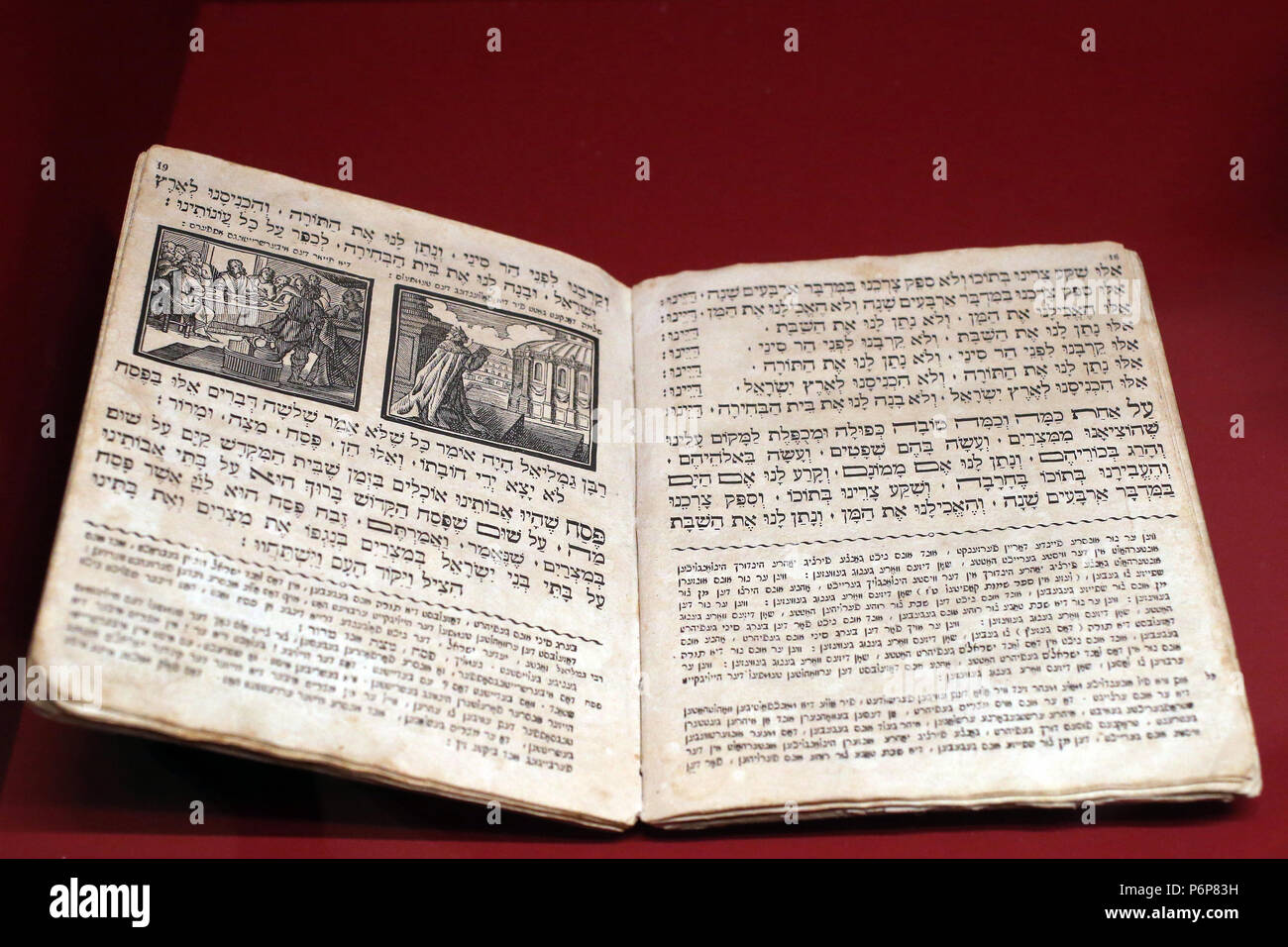 Jewish Text Stock Photos & Jewish Text Stock Images - Alamy