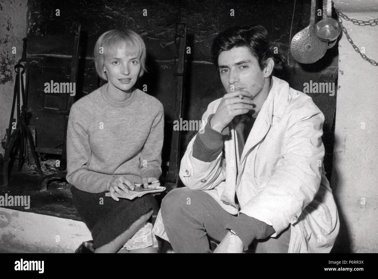 Thérèse Desqueyroux Year: 1962 France Edith Scob, Sami Frey Director:  Georges Franju