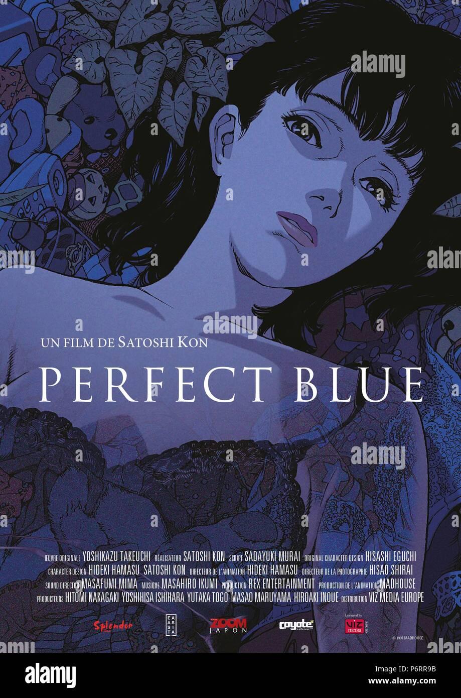 Perfect Blue Year 1997 Japan Director Satoshi Kon Animation Stock Photo Alamy