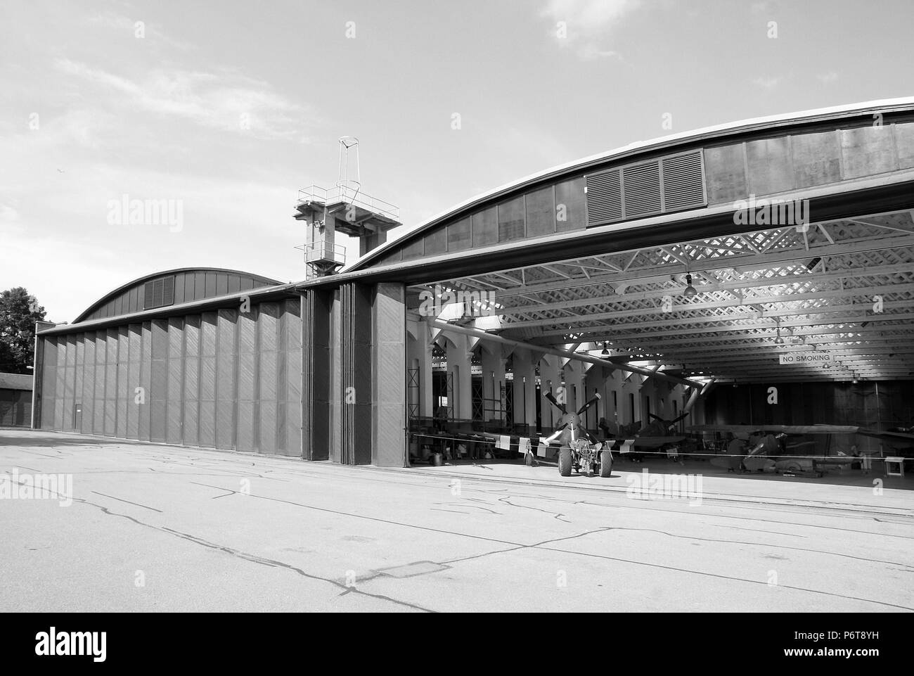 North American Aviation P-51 Mustang - Stock Image
