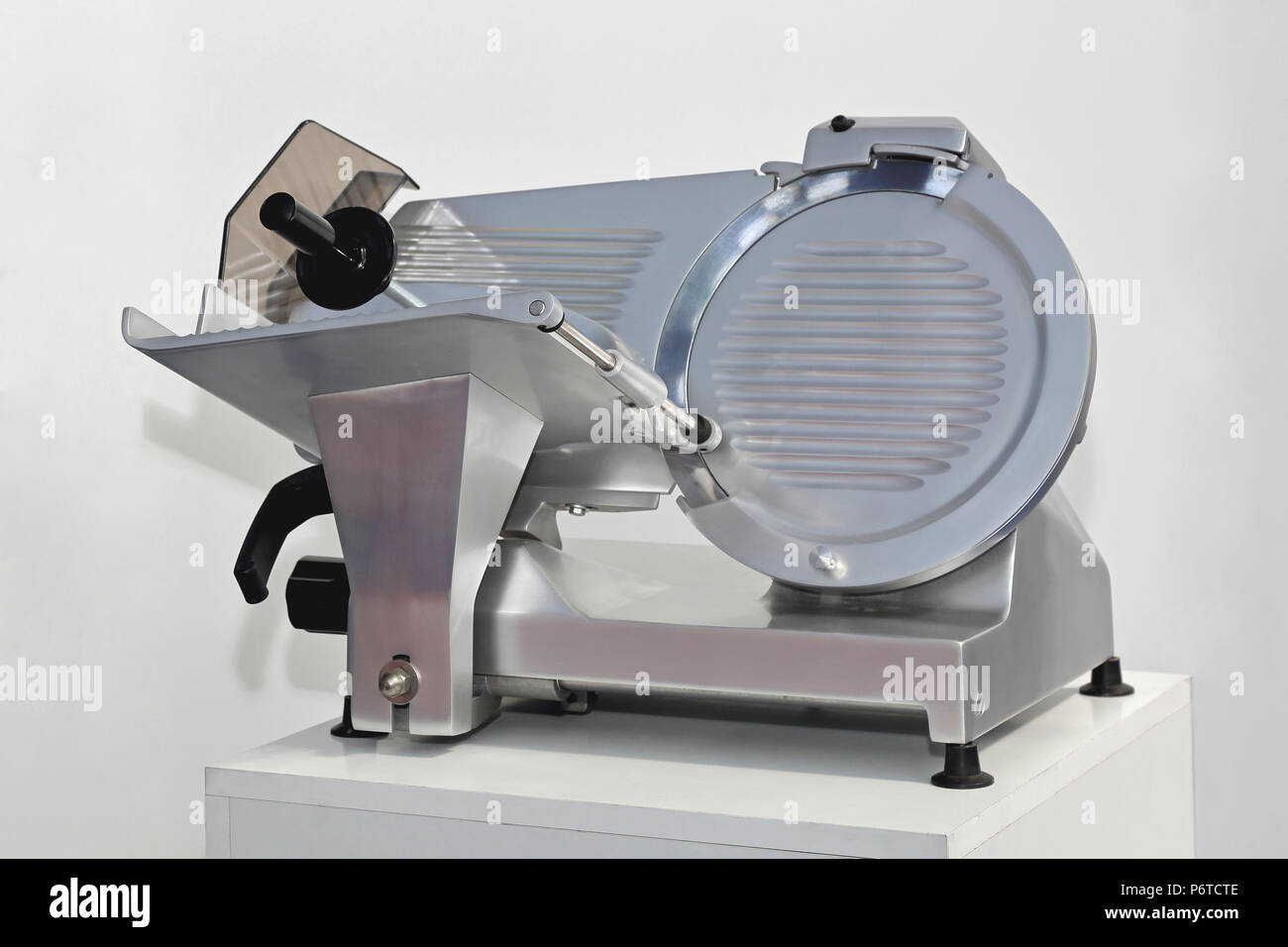 Meat Slicer Stock Photos Amp Meat Slicer Stock Images Alamy