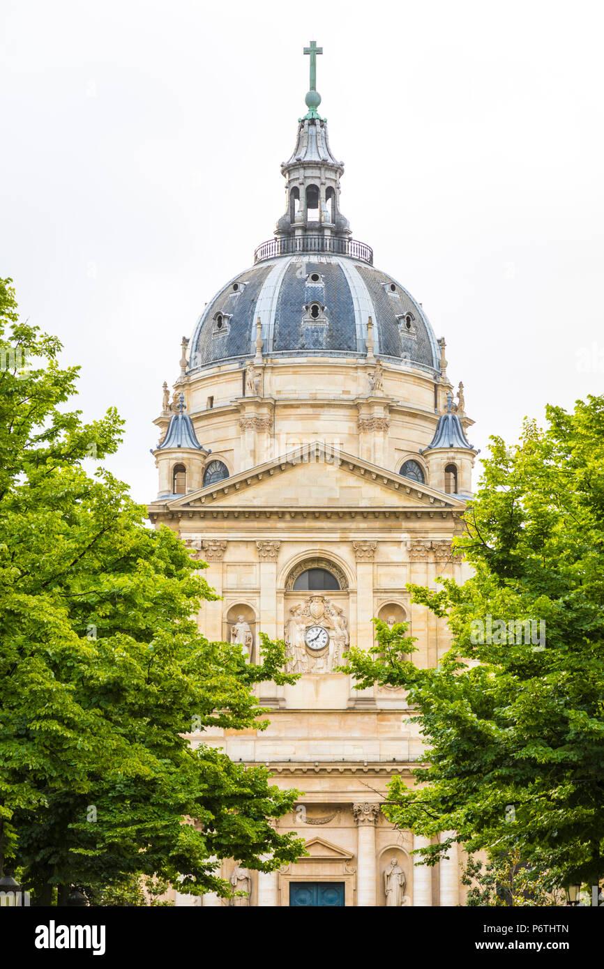 Observatoire de la Sorbonne, Paris, France - Stock Image