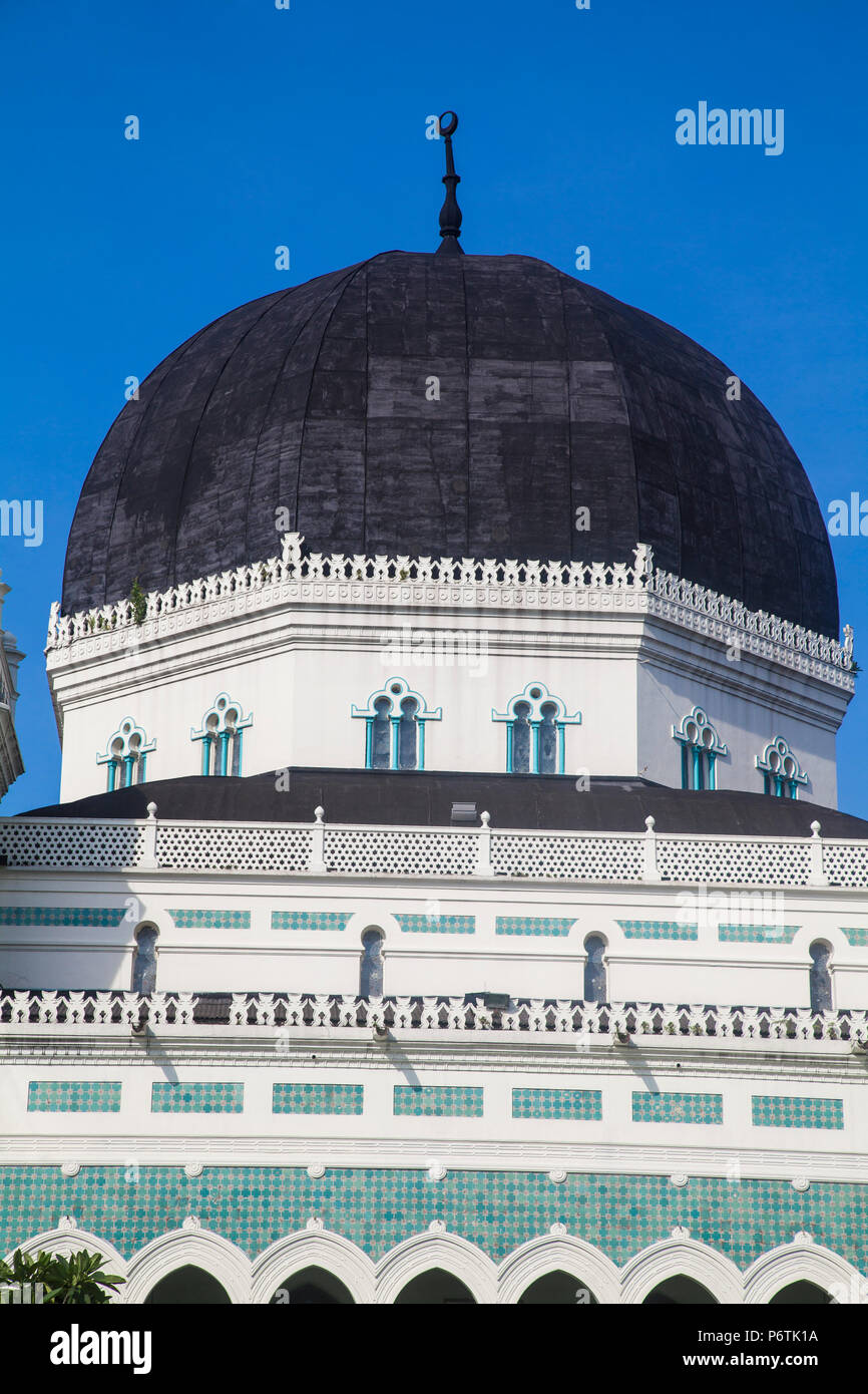 Indonesia, Sumatra, Medan, Great Mosque - Stock Image