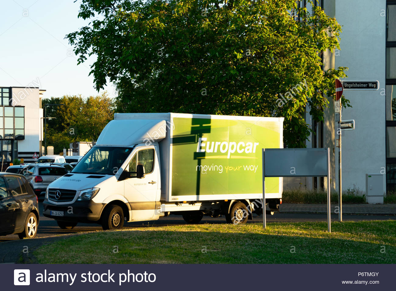 Europcar Rental Stock Photos Europcar Rental Stock Images Alamy