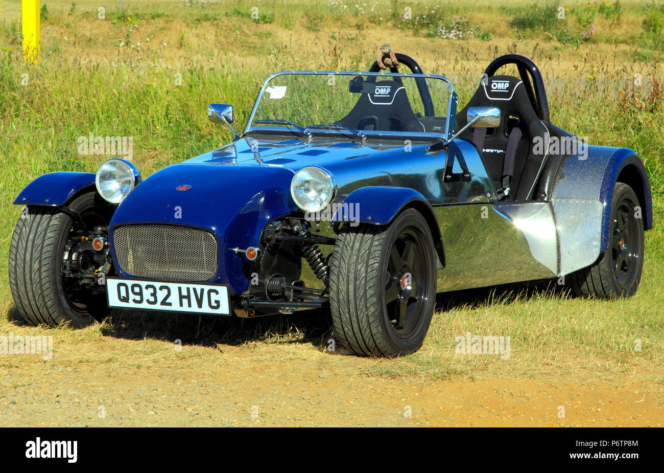 Robin Hood Sports Car, kit model, Norfolk, England, UK - Stock Image