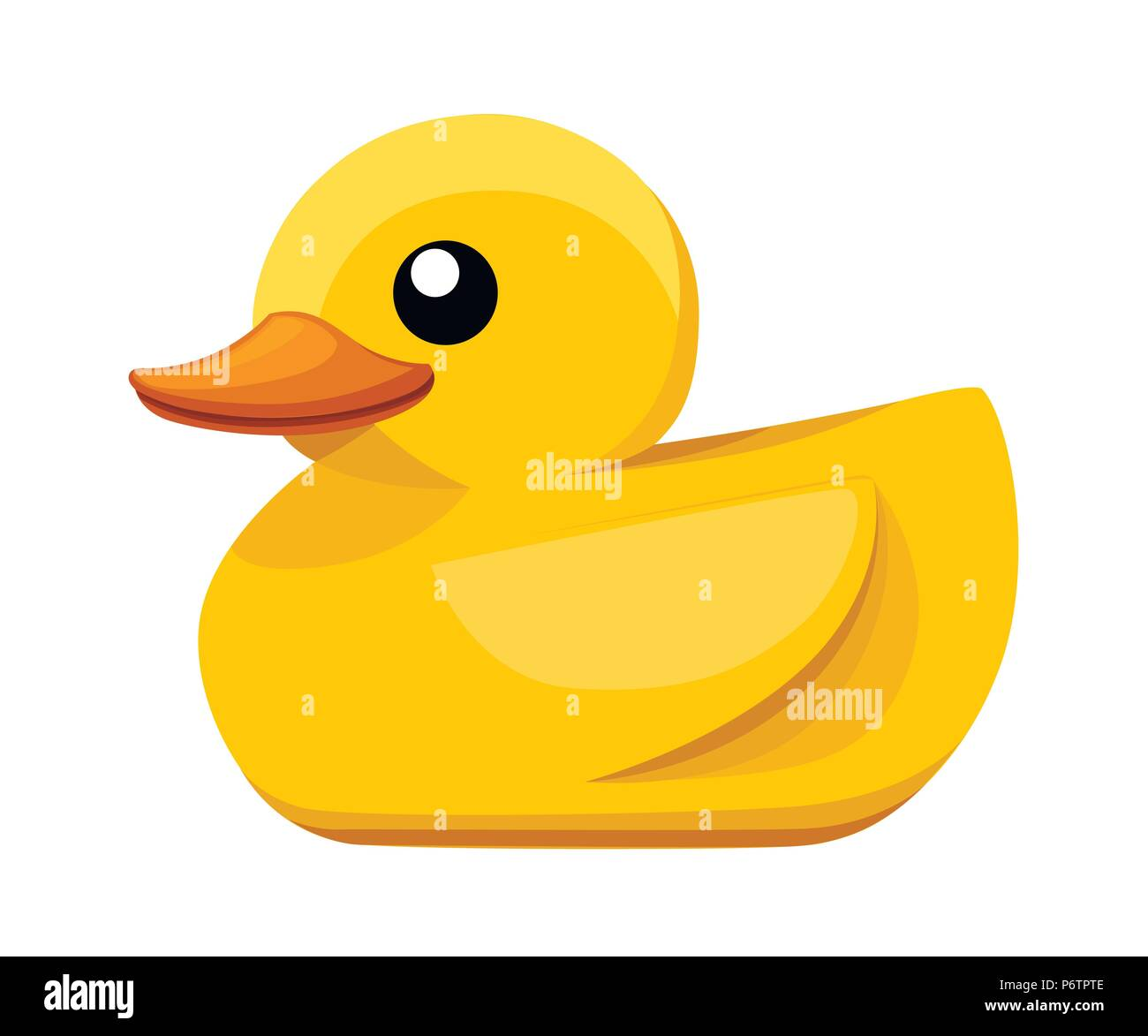 Duck Cartoon High Resolution Stock Photography And Images Alamy