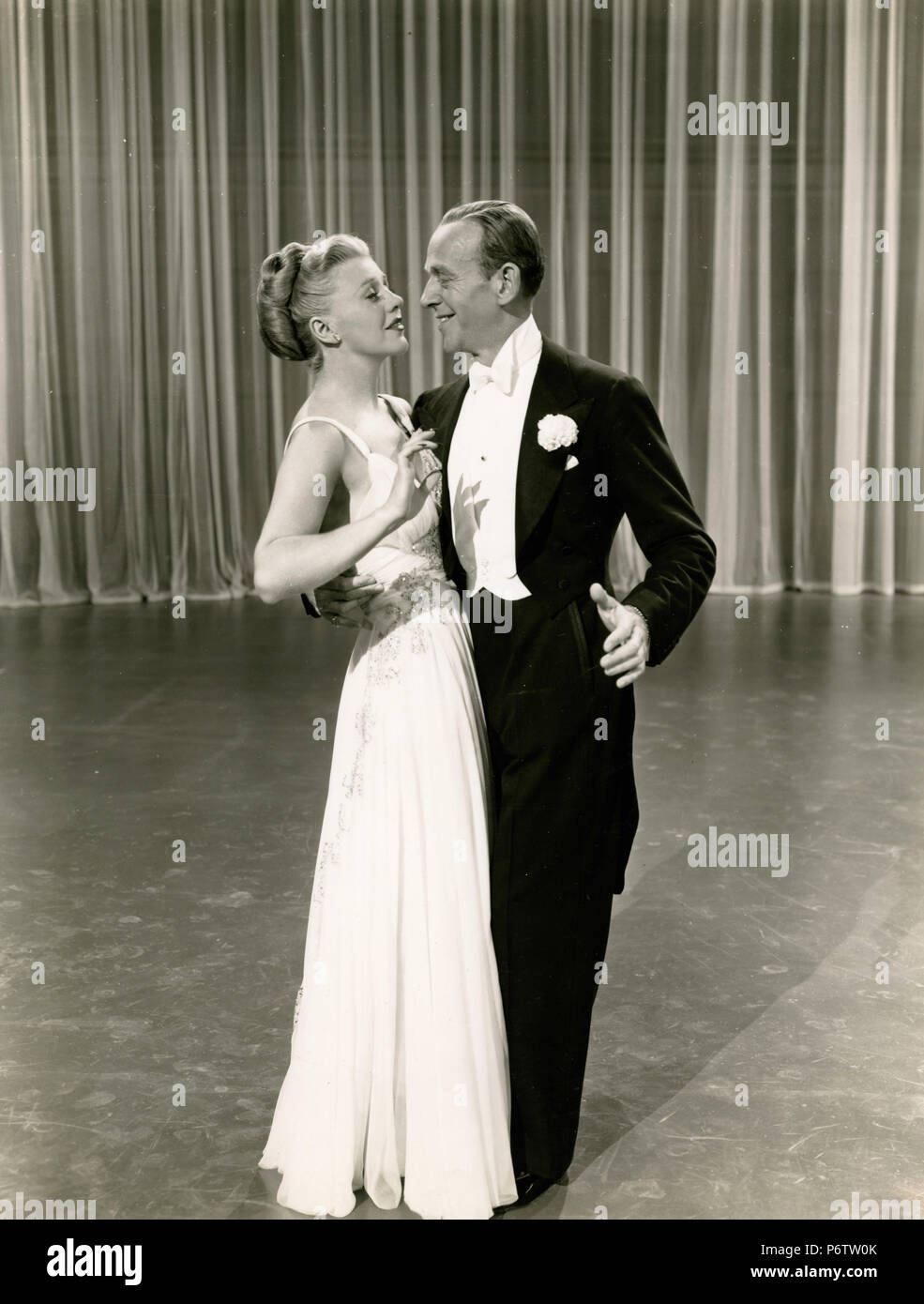 Fred Astaire And Ginger High Resolution Stock Photography And Images Alamy