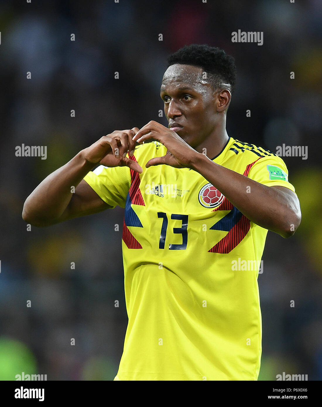 b144eb6f1 Yerry Mina Stock Photos   Yerry Mina Stock Images - Alamy
