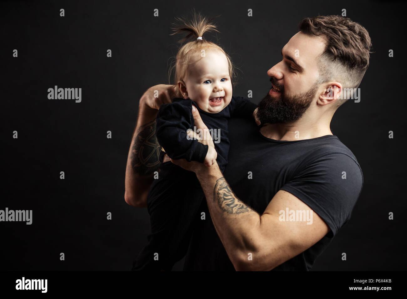 Loving black daddy