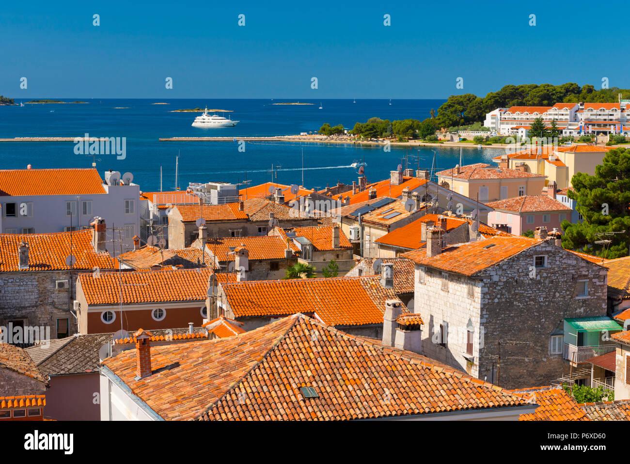 Croatia, Istria, Porec - Stock Image