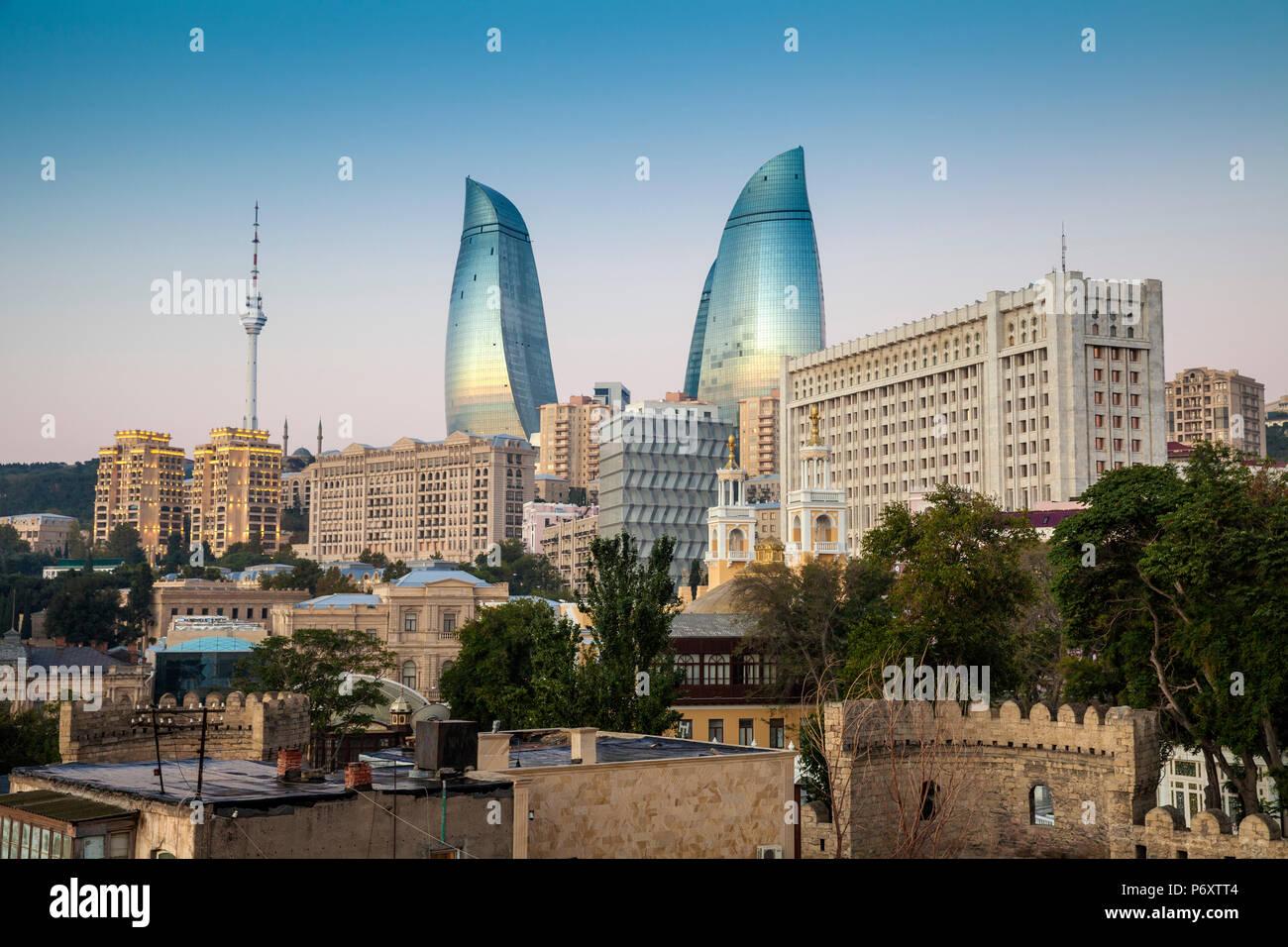 View Over Baku Stock Photos & View Over Baku Stock Images - Alamy