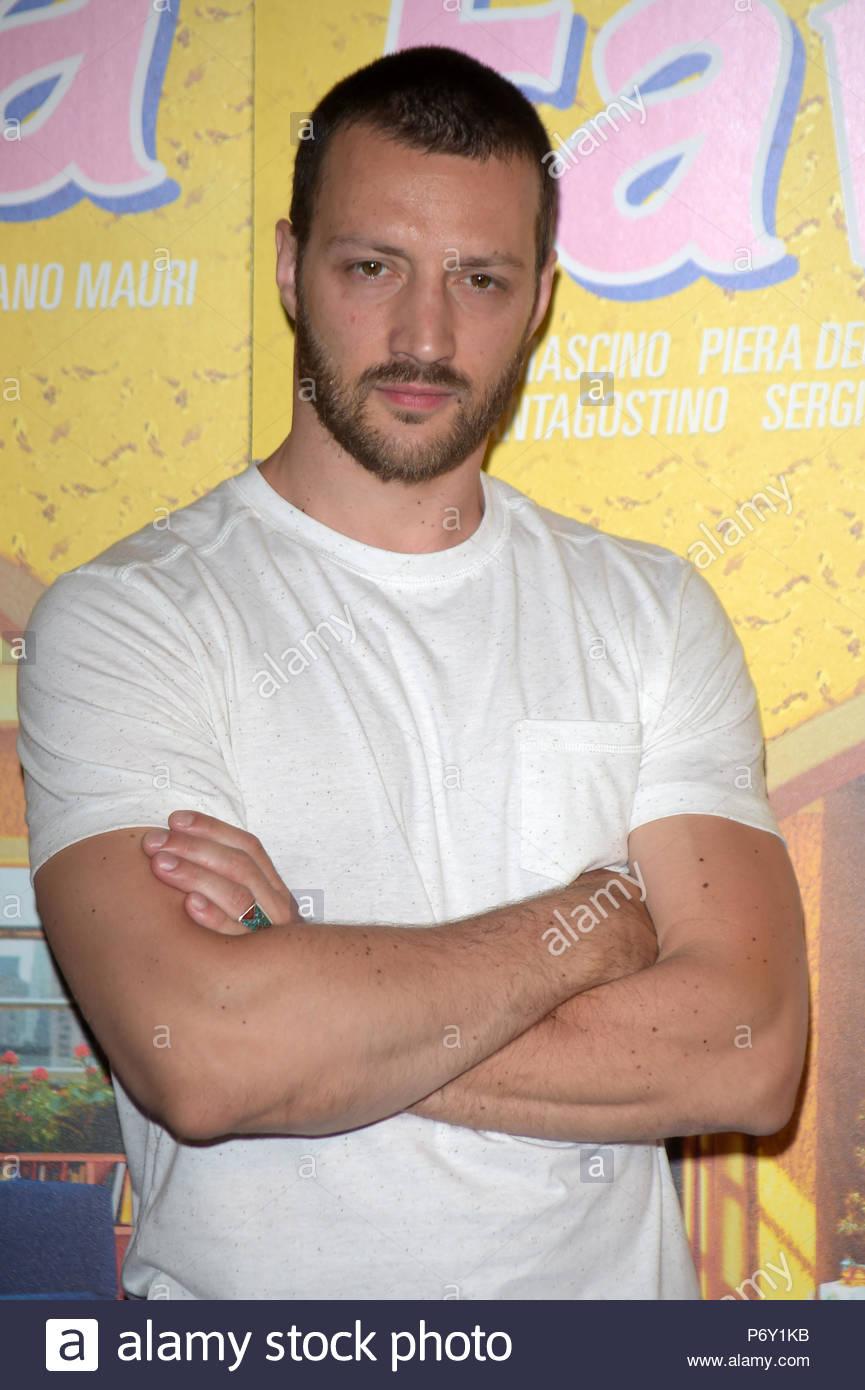 Luca Santagostino milano 12-06-2018 - Stock Image