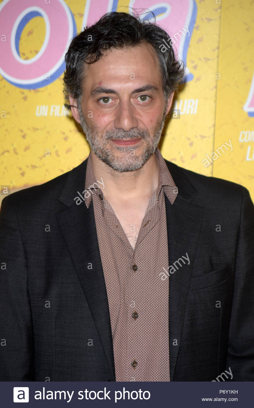 Filippo Timi milano 12-06-2018 - Stock Image