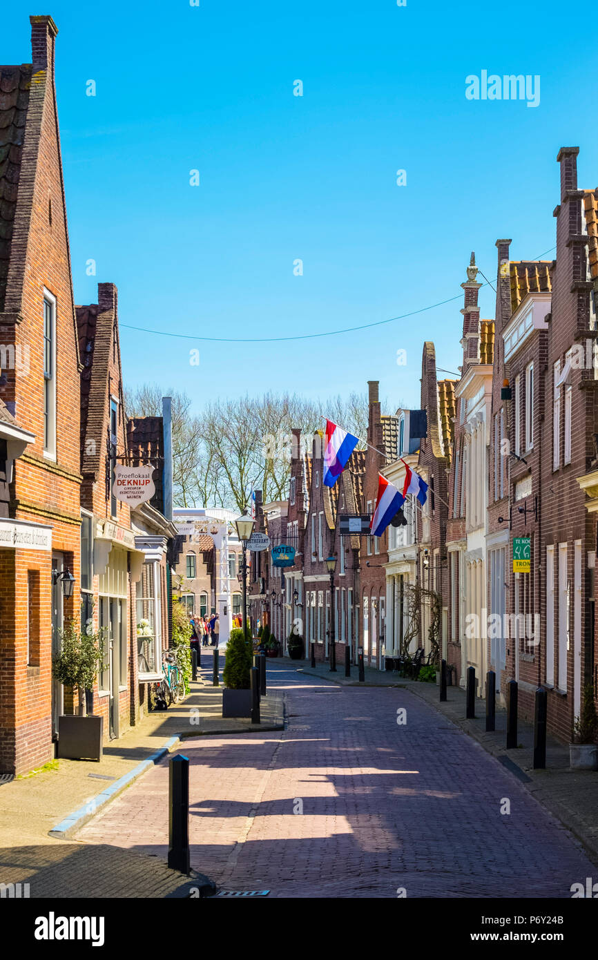 Netherlands, North Holland, Edam. - Stock Image