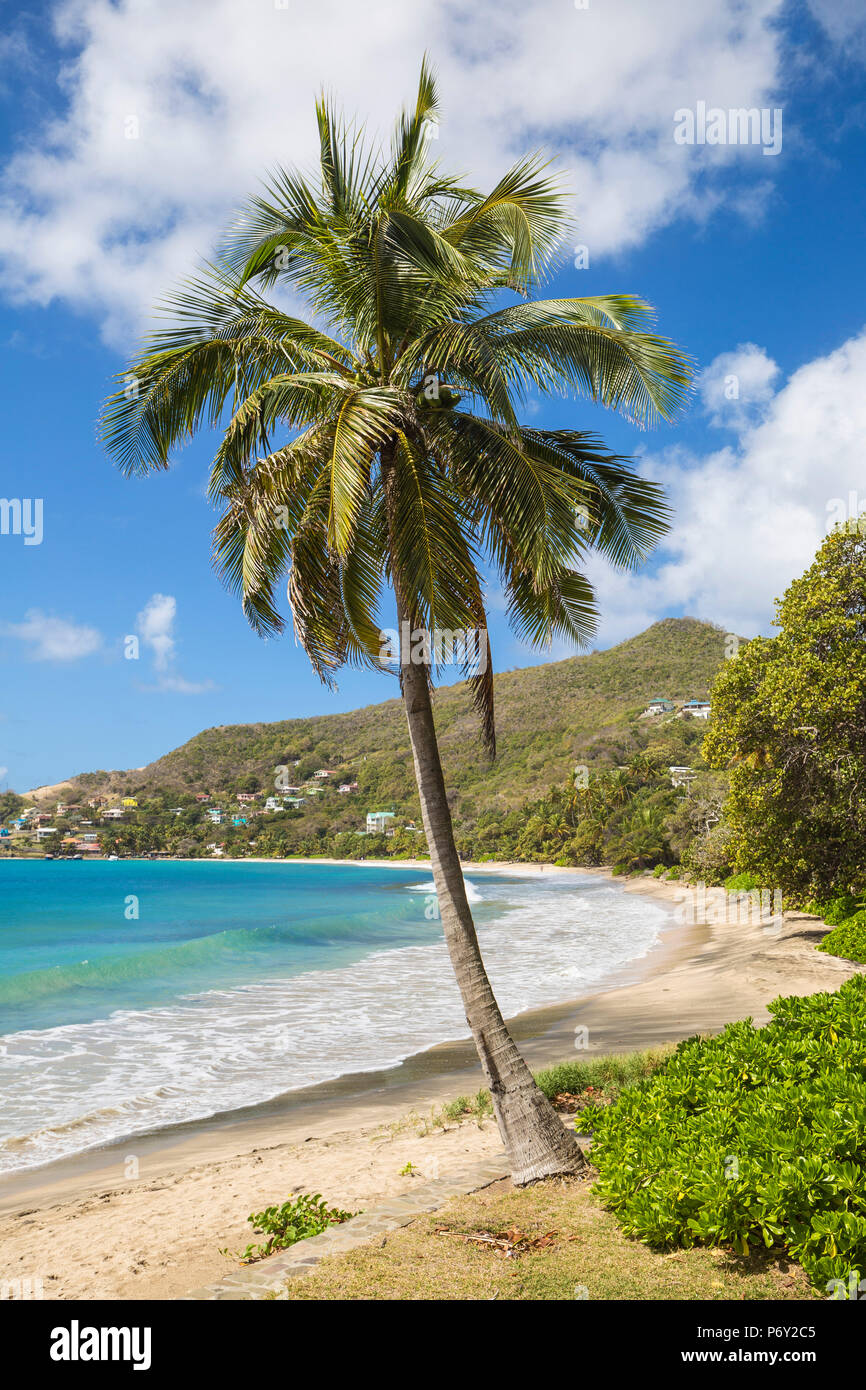St Vincent and The Grenadines, Bequia, Friendship Bay - Stock Image