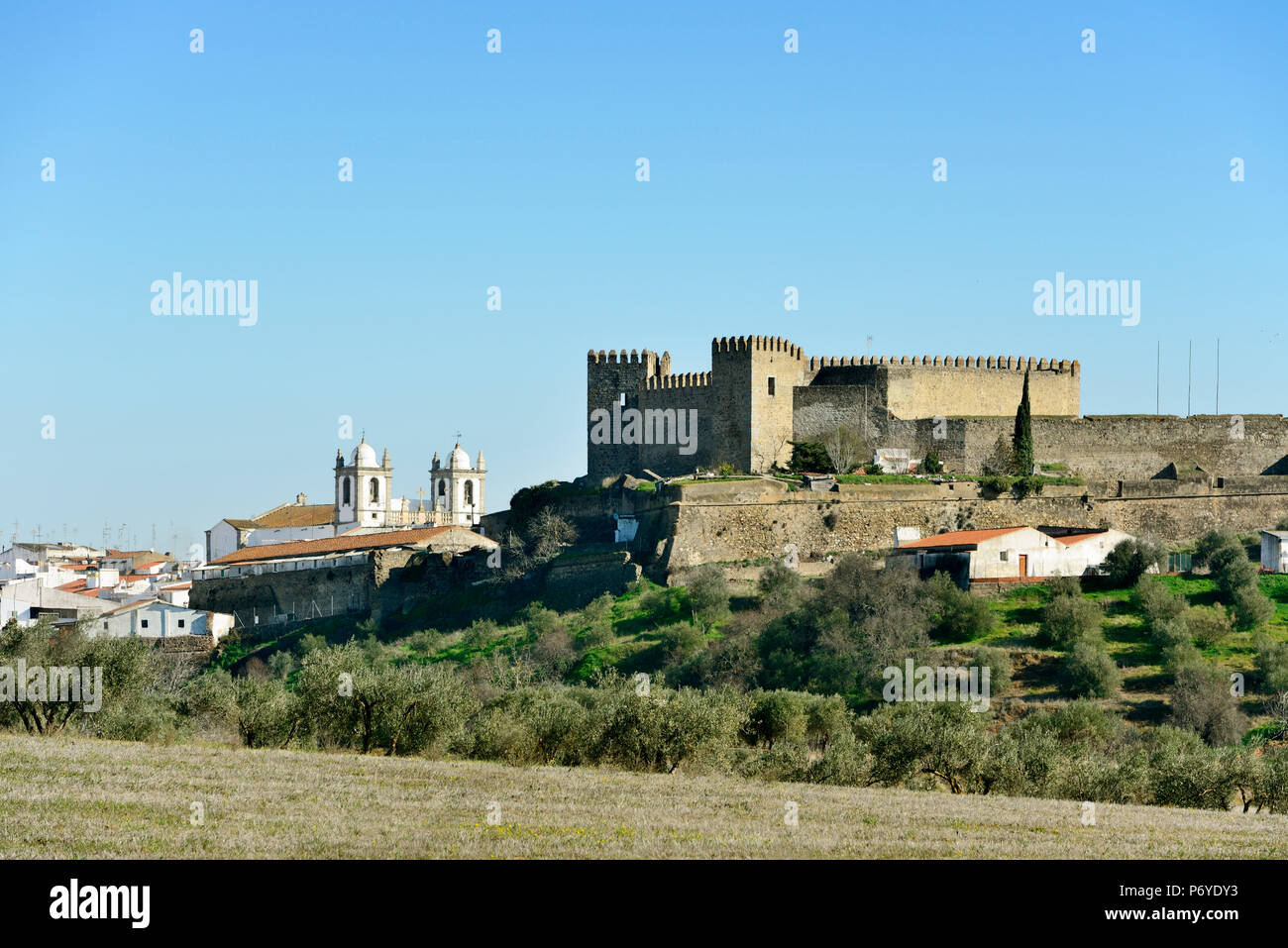 Castle of Campo Maior