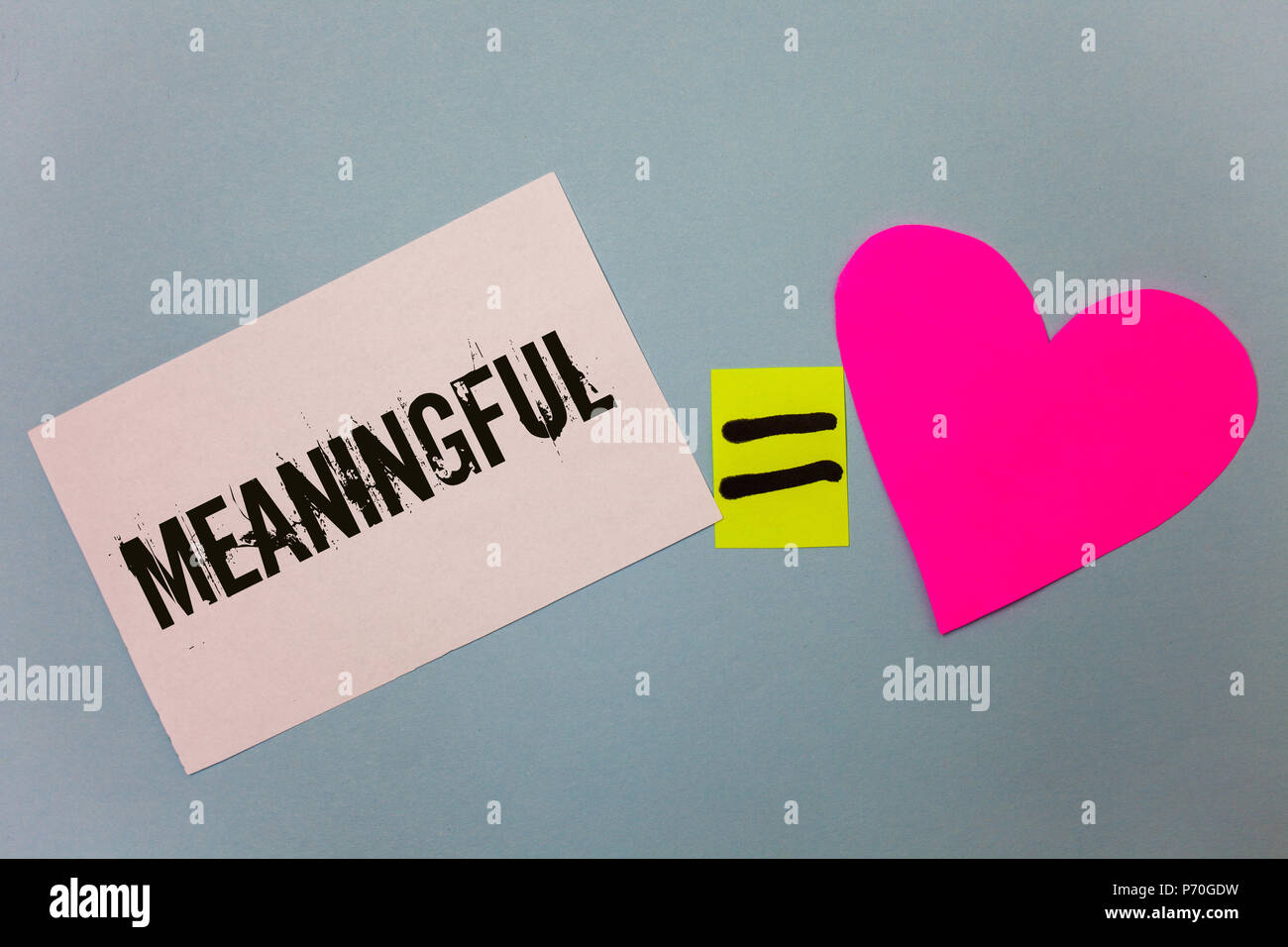 Handwriting Text Writing Meaningful Concept Meaning Having Meaning