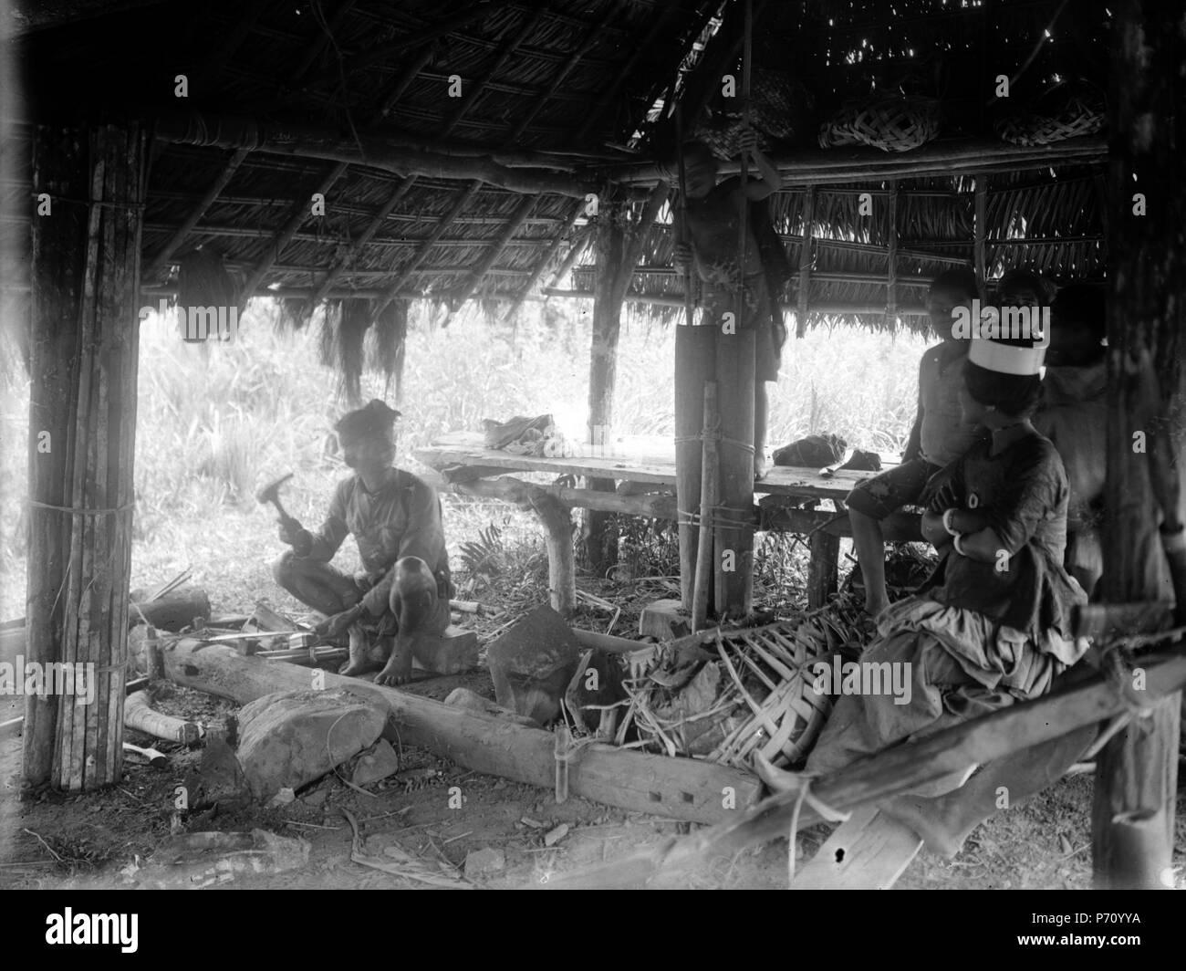 51 Smedja. Lindu, Sulawesi. Indonesien - SMVK - 000203 - Stock Image