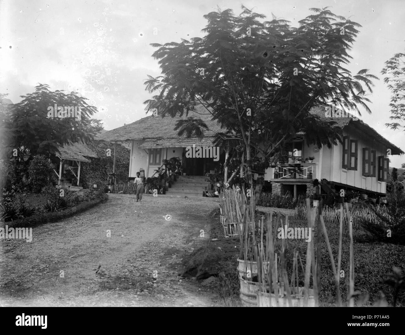 52 Soumans hus. Sulawesi. Indonesien - SMVK - 022113 - Stock Image