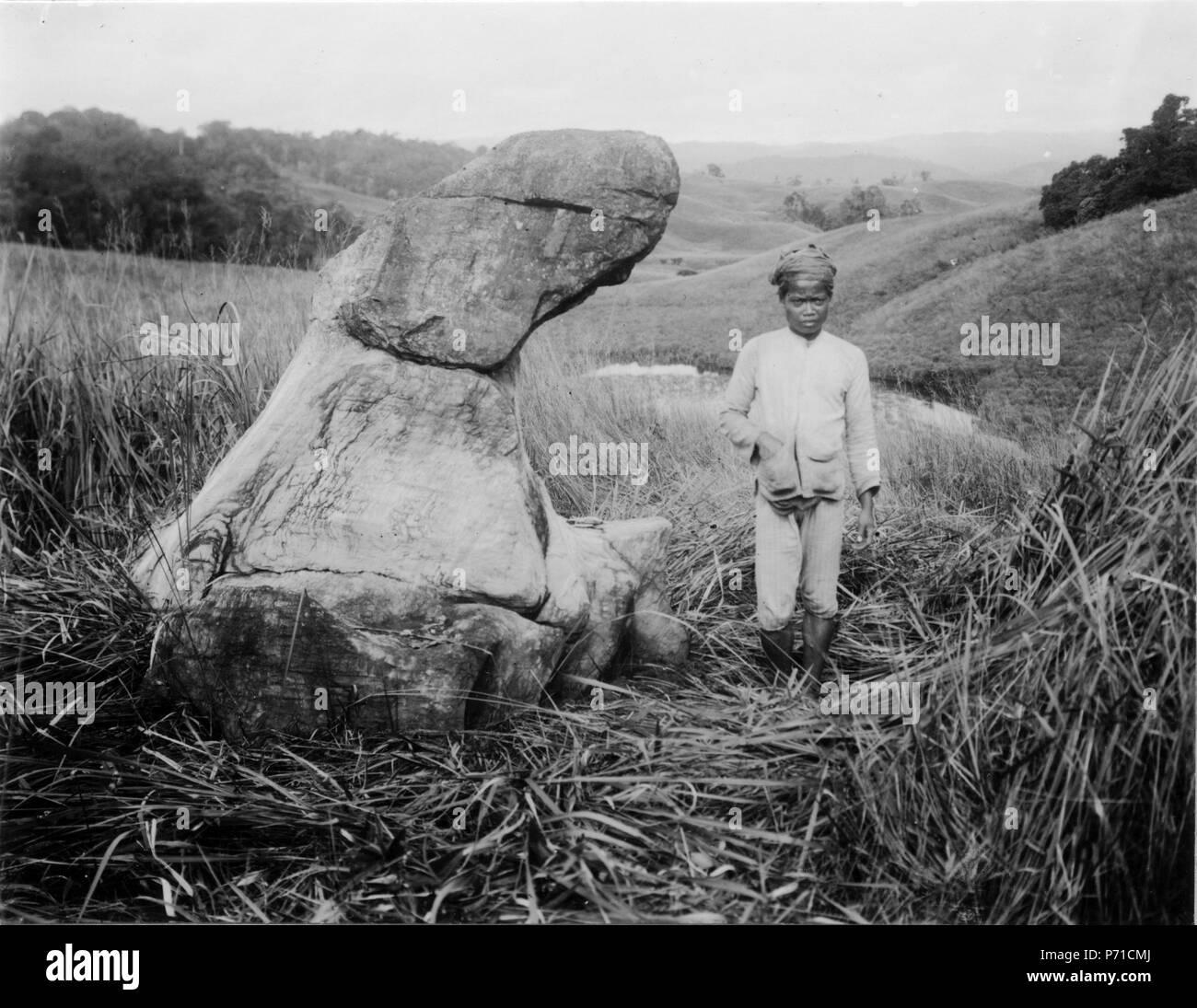 8 Den förstenade människan . Sulawesi. Indonesien - SMVK - 000264 - Stock Image