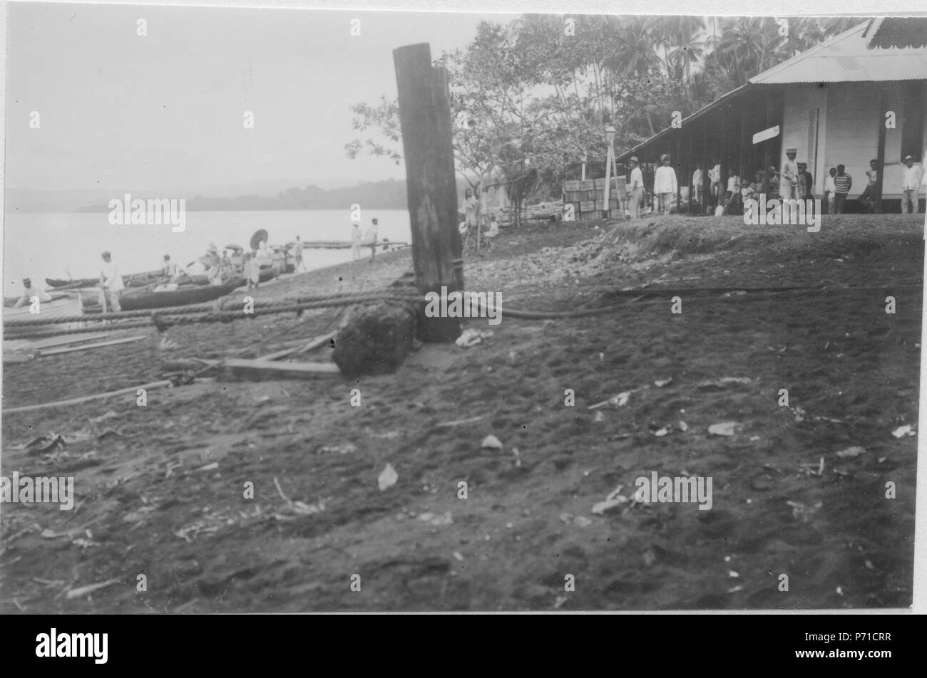 16 Hamnen. Sulawesi, Amurang. Indonesien - SMVK - 010669b - Stock Image