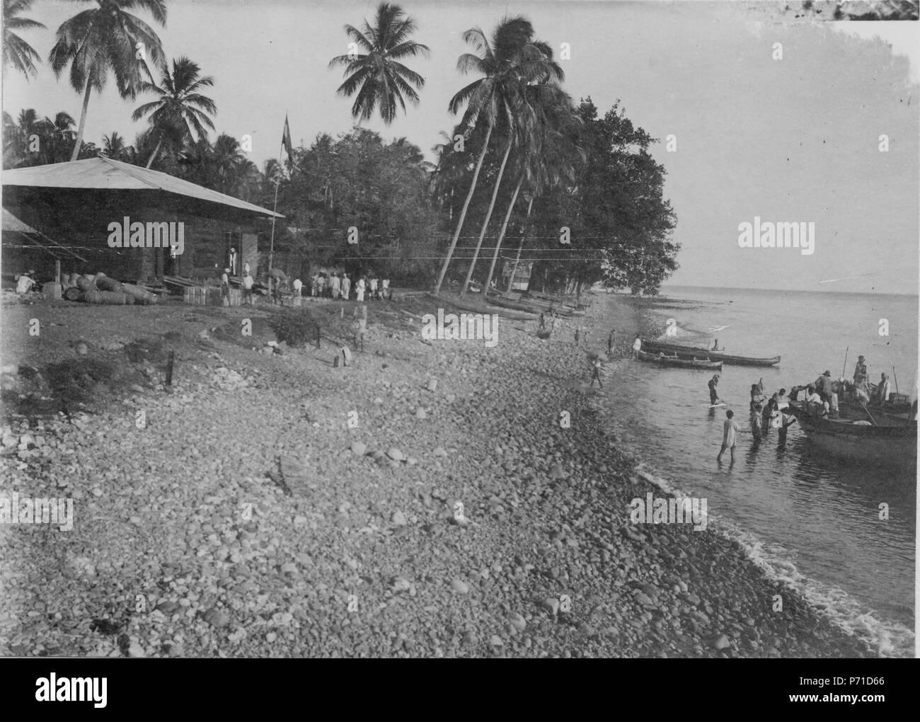 52 Strandparti. Sulawesi. Indonesien - SMVK - 000311 - Stock Image