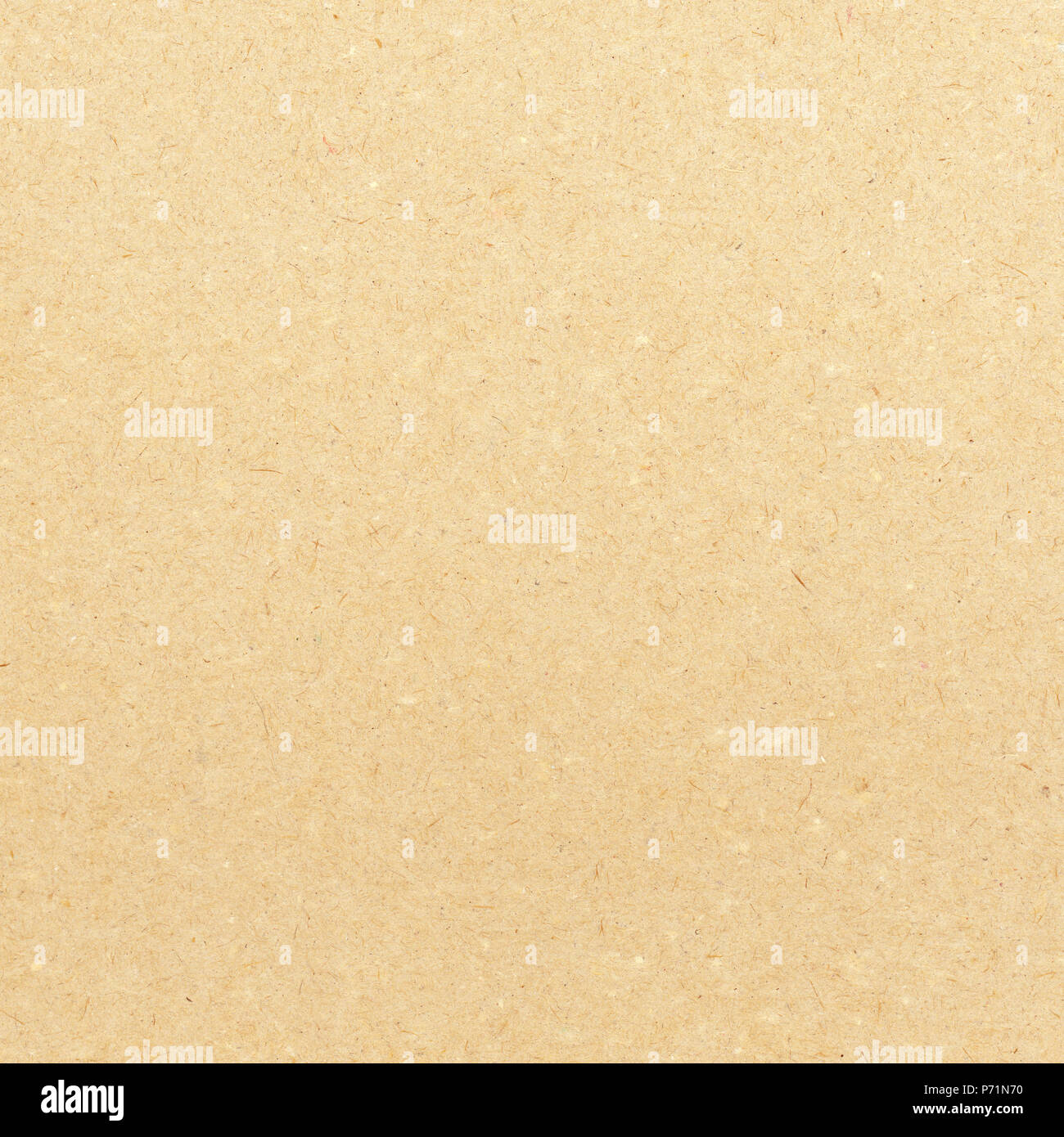 Brown paper texture background - Stock Image