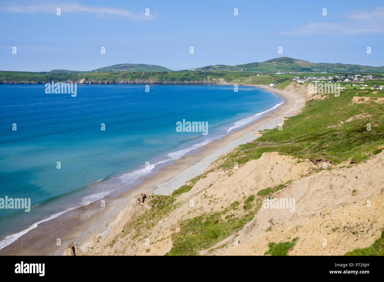 Aberdaron In North Wales Stock Photos & Aberdaron In North Wales ...