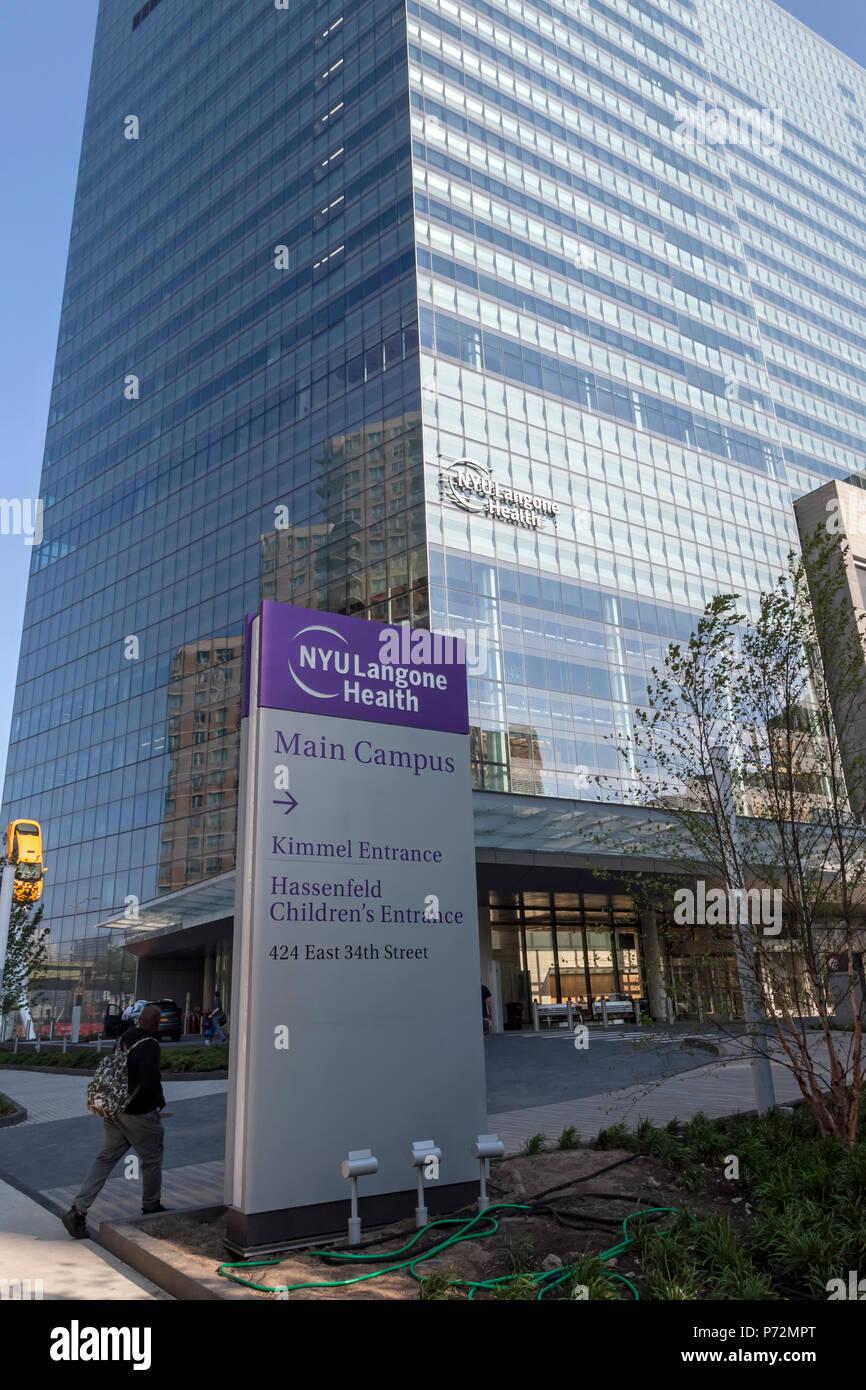 Nyu Hospital Stock Photos & Nyu Hospital Stock Images - Alamy