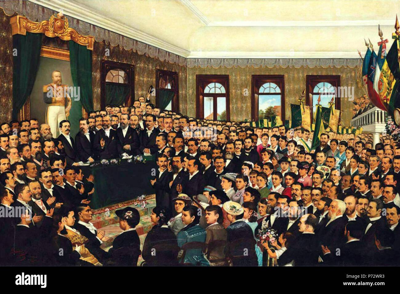 149 José Irineu de Souza - Fortaleza Liberta - Stock Image
