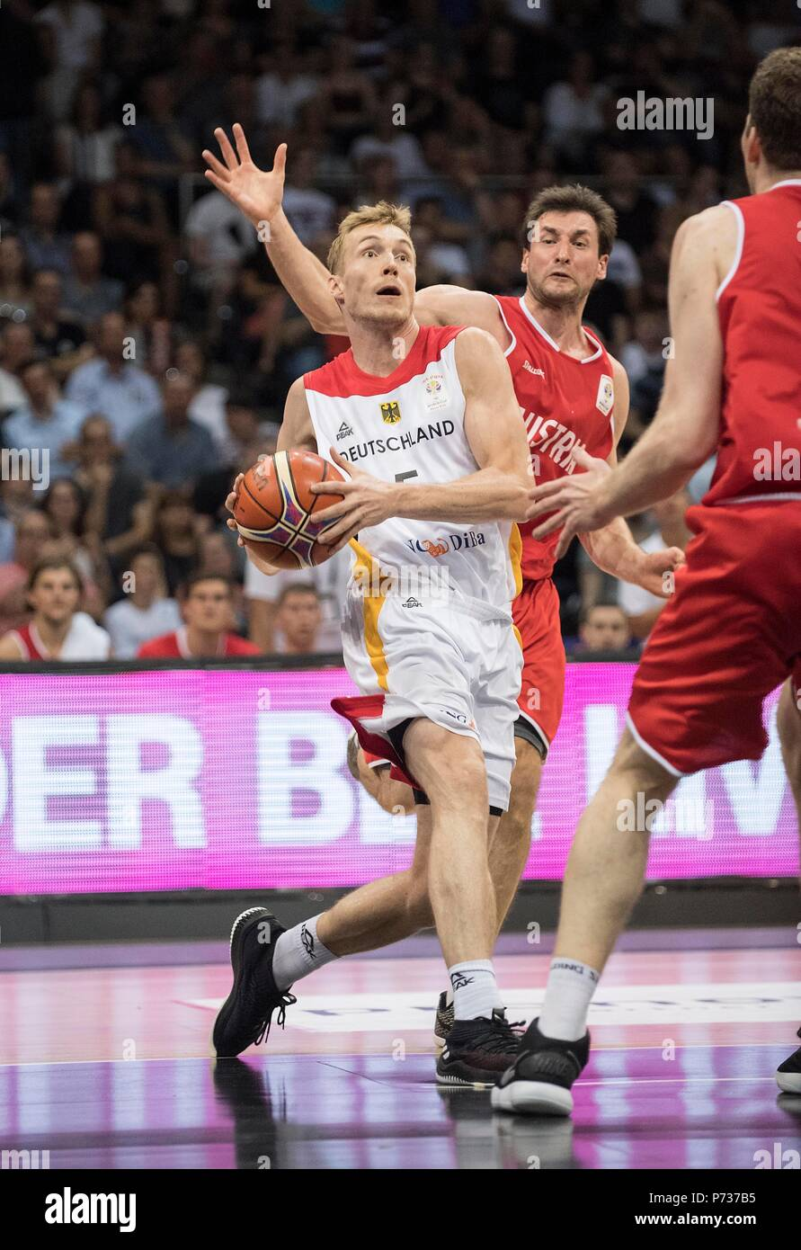 Brunswick Deutschland 29th June 2018 Niels Giffey Ger Action Basketball Wc Qualification Germany Ger Austria Aut 85 63 On 29 06 2018 In Braunschweig Germany Usage Worldwide Credit Dpa Alamy Live News Stock Photo Alamy