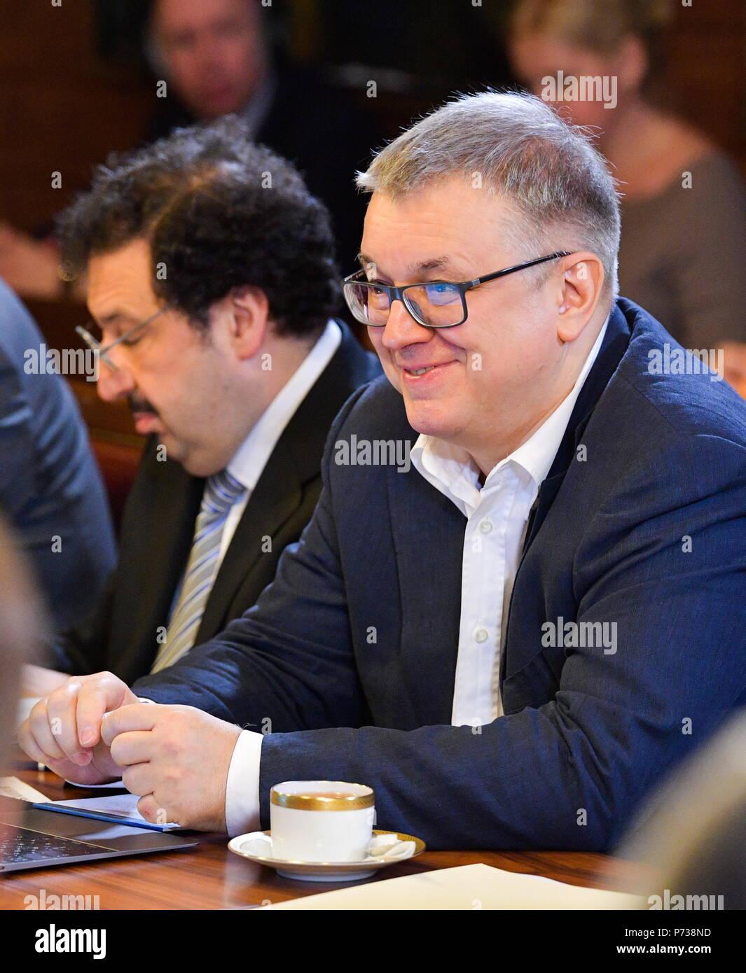Alexander Mau russia. 04th july, 2018. moscow region, russia - july 4